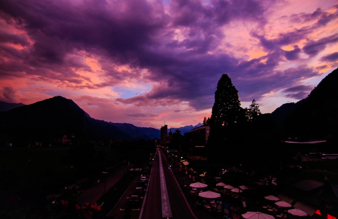 Wonderful shades of Interlaken  by Suruchi Saraf