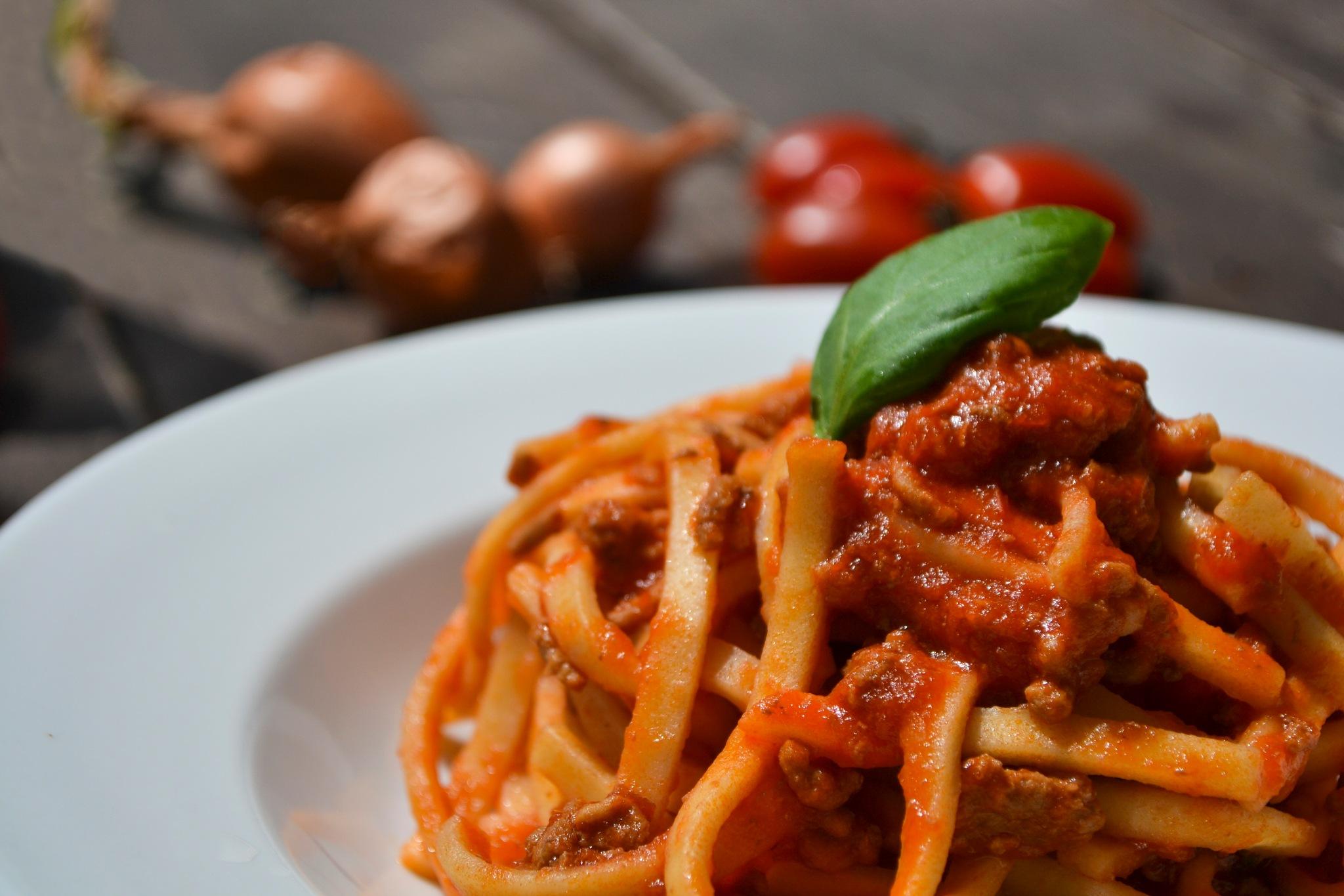 Pasta! by Maria Sereti
