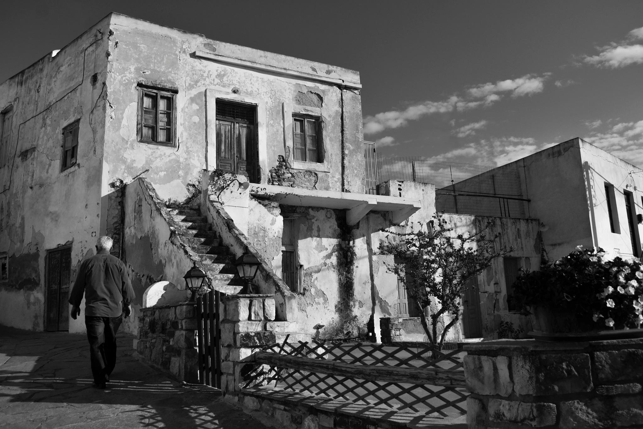 Old city by Maria Sereti