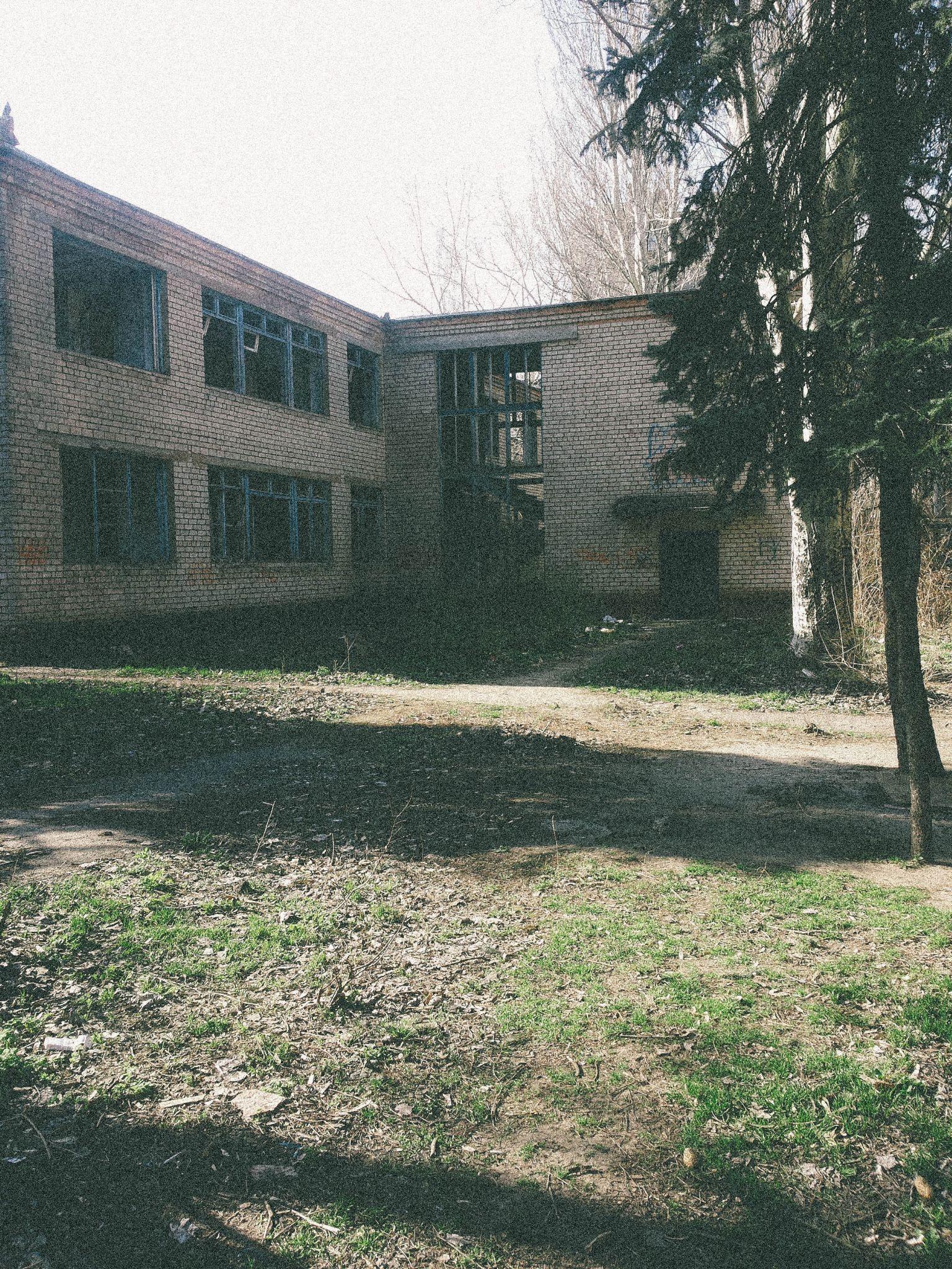 Abandoned kindergarten by Kubusik