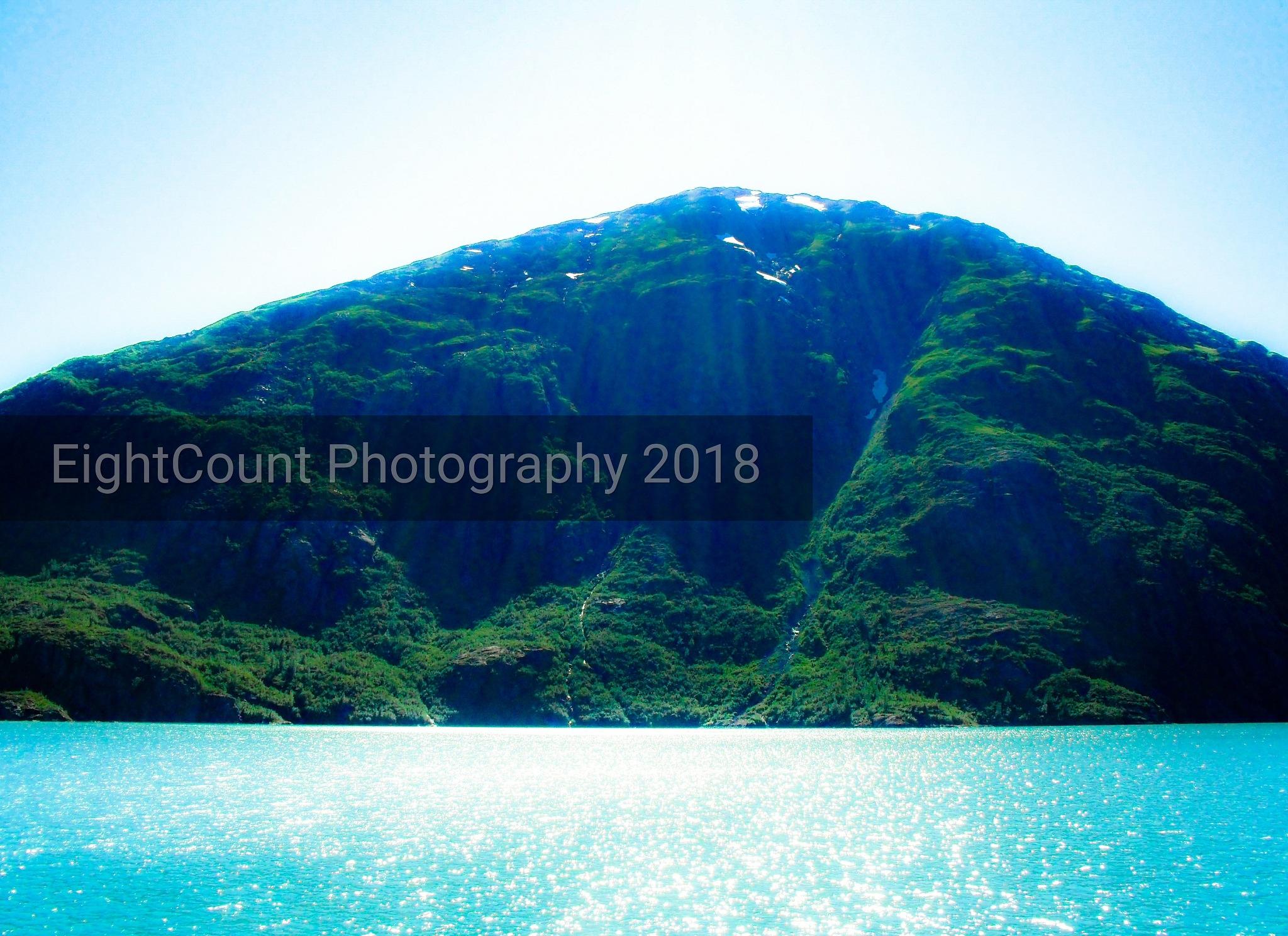 Big Light, Beautiful Mountain  by EightCount Photography