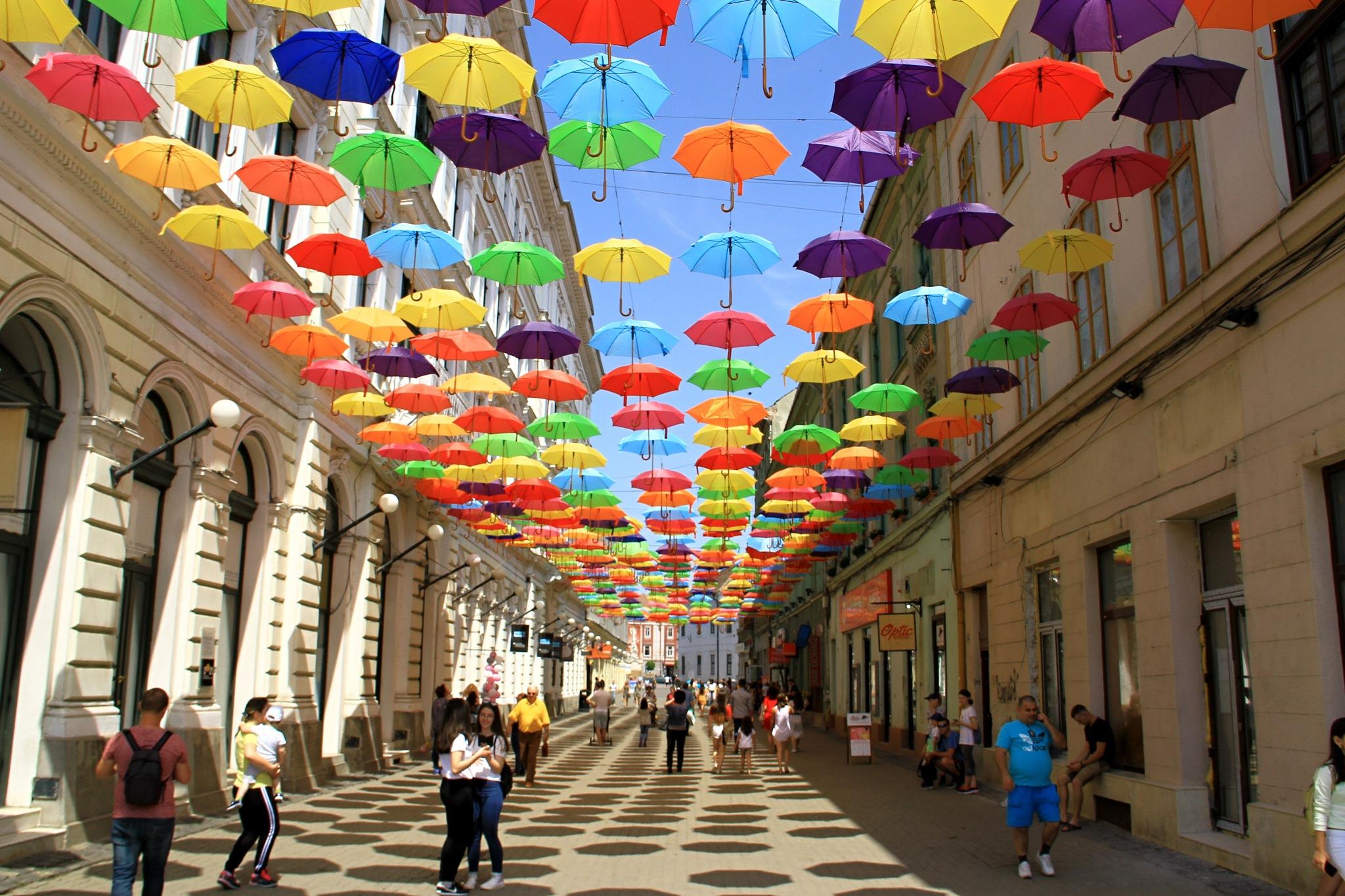 Umbrella street by martin_sebesta_