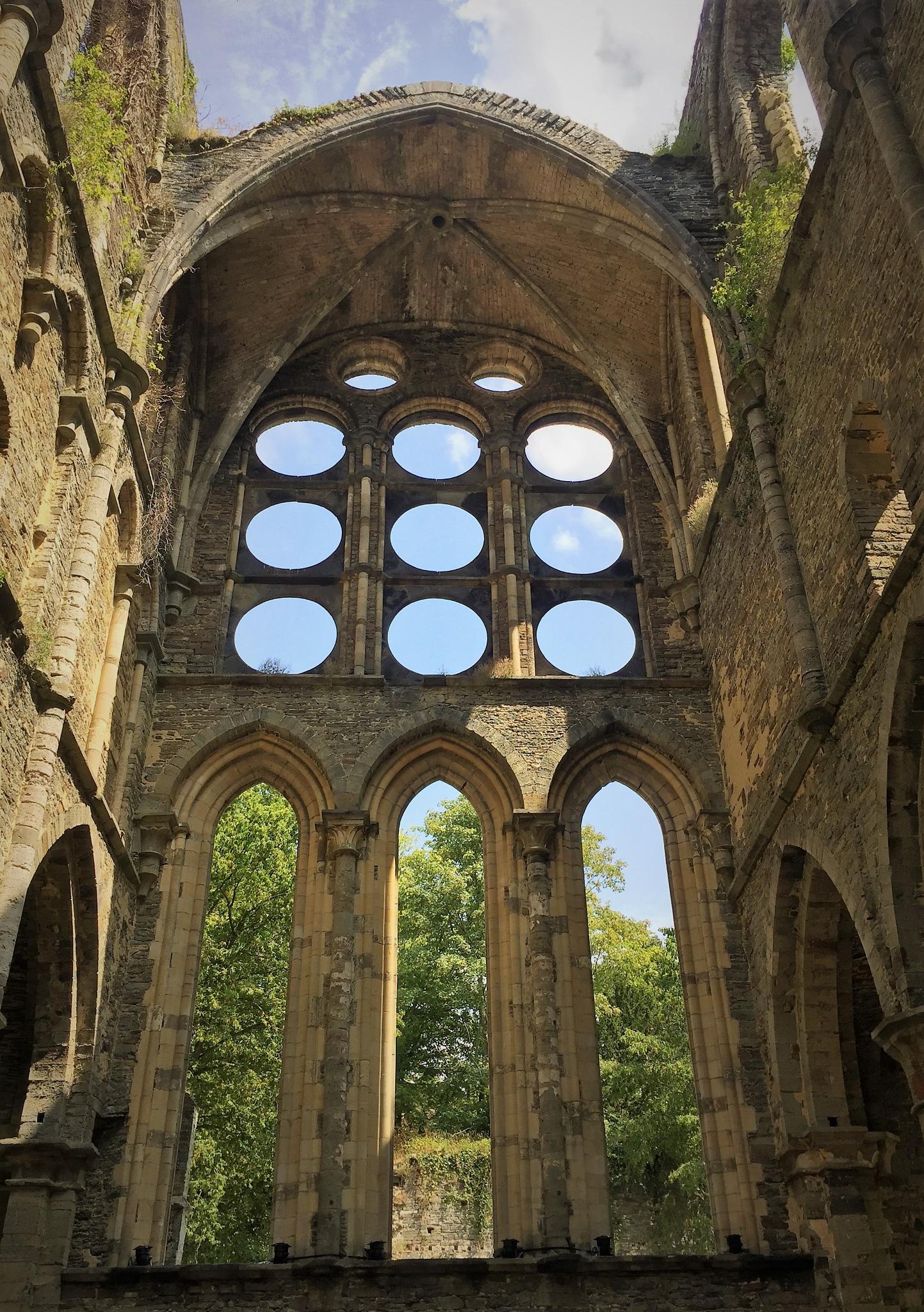 Belgian Abbaye by Kate Paris