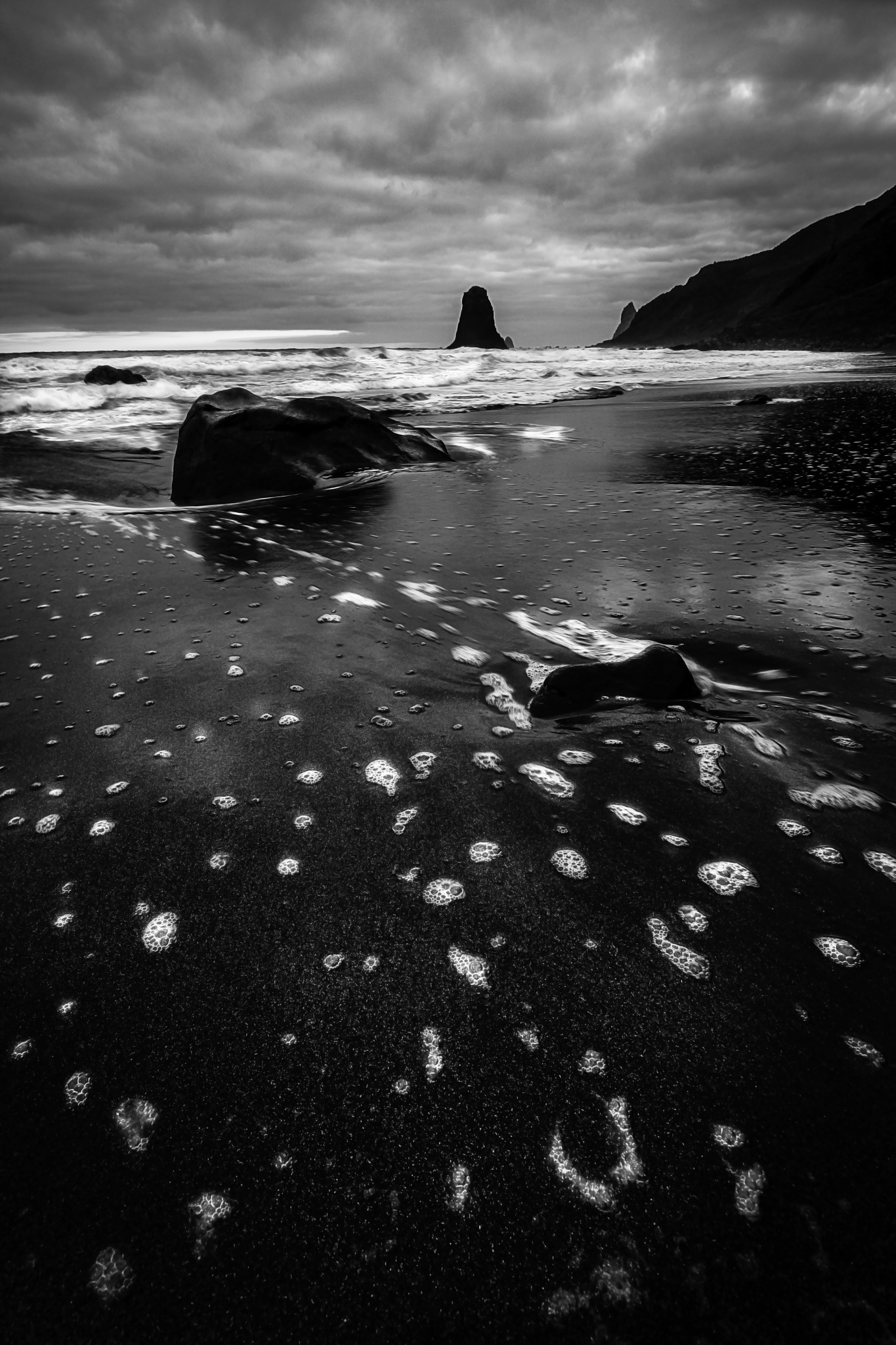 black and white  by Daniel Pavel