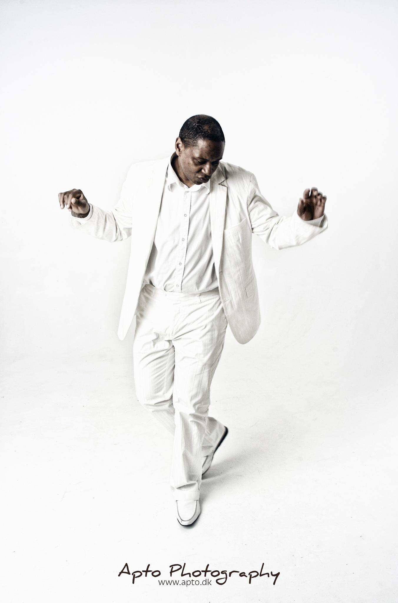 Dancer by Michael Sørensen