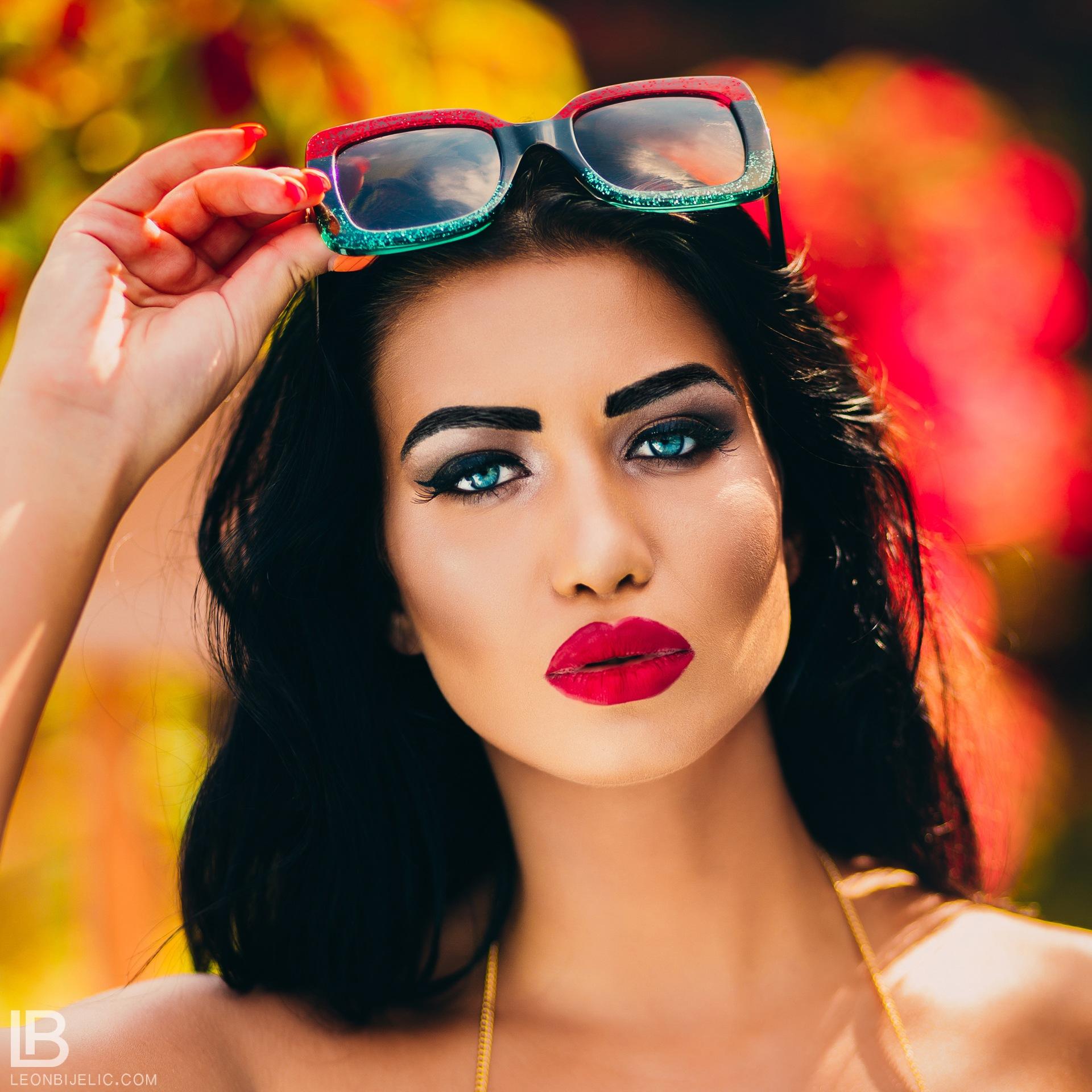 Eye contact by Leon Bijelic
