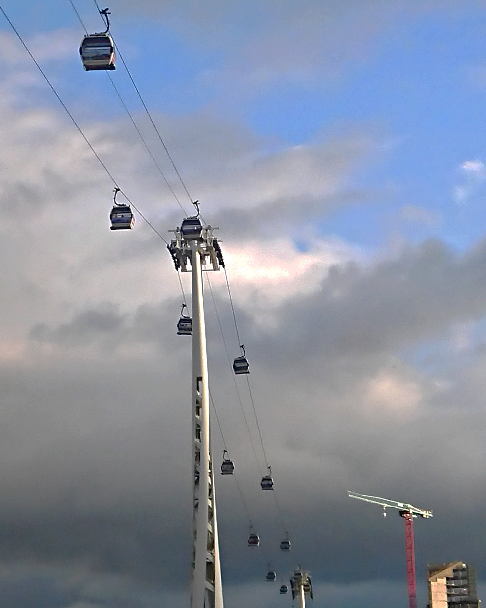 Cable Car  by Terry Meehan