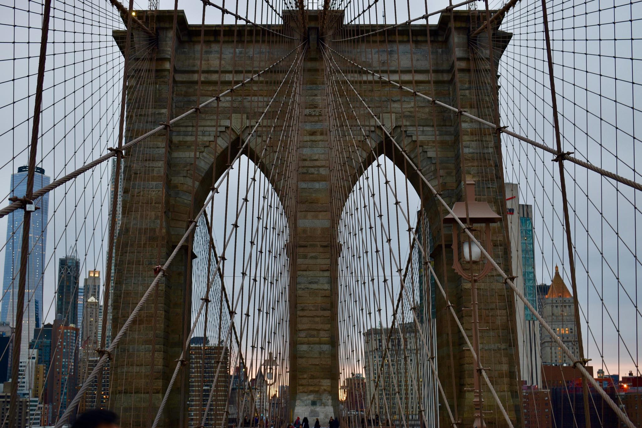 Brooklyn Brooklyn take me in by Sean Helak