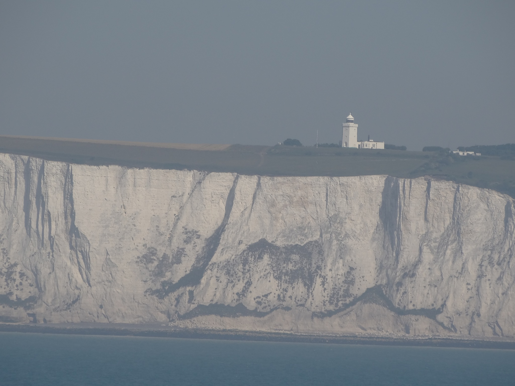The white cliffs of Dover by Hanno van Erkel