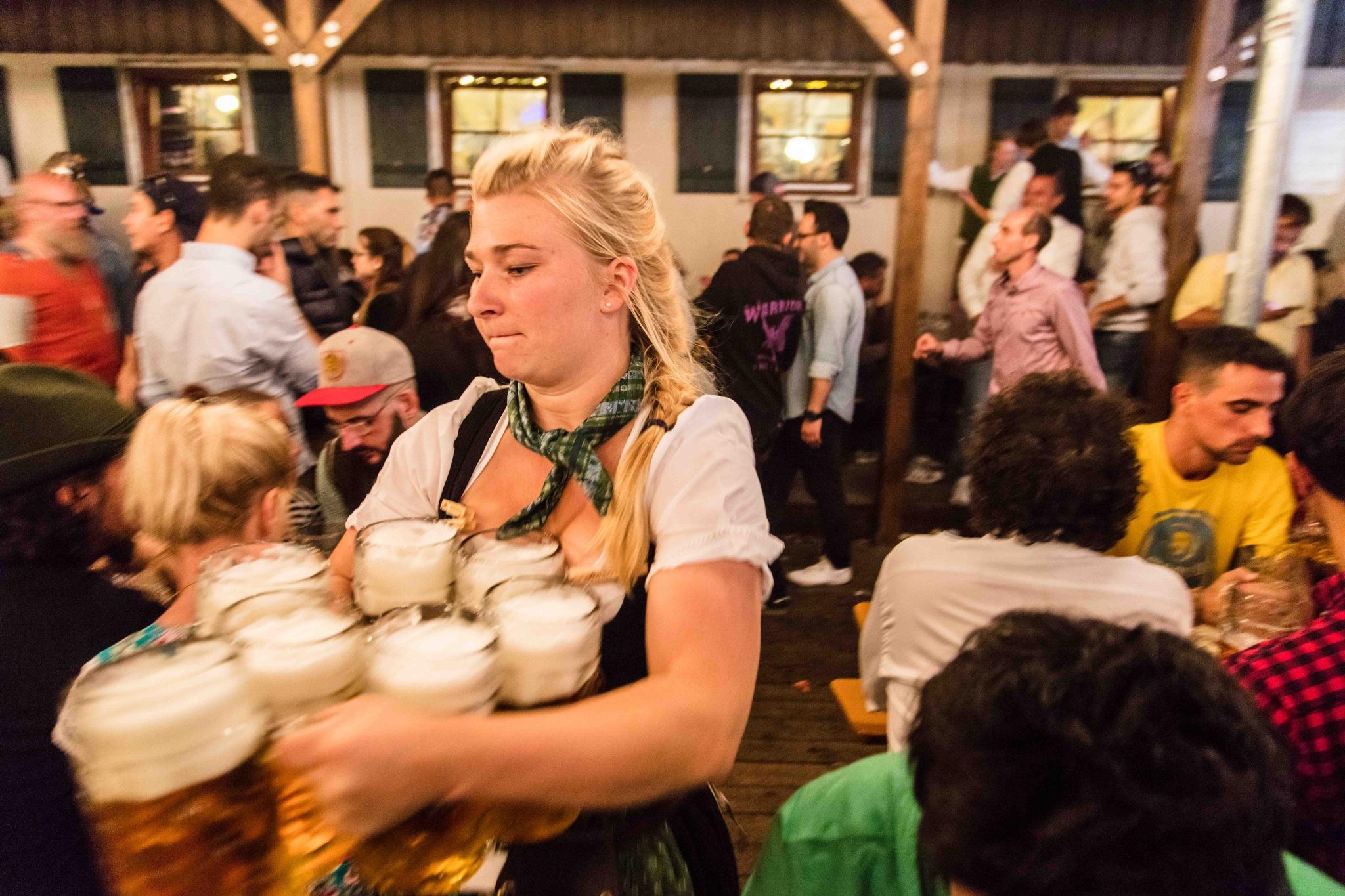 Oktoberfest by Vikas Datta
