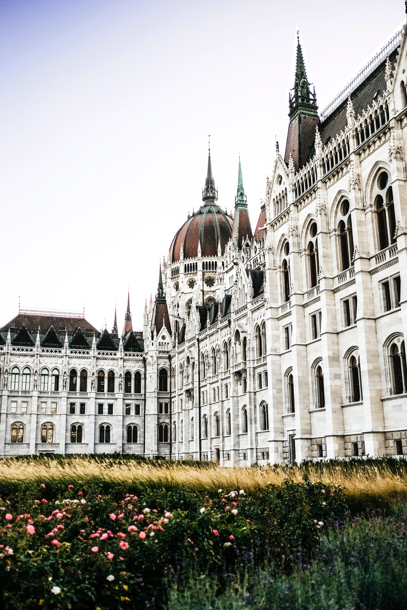 City of Budapest by Liam Arning