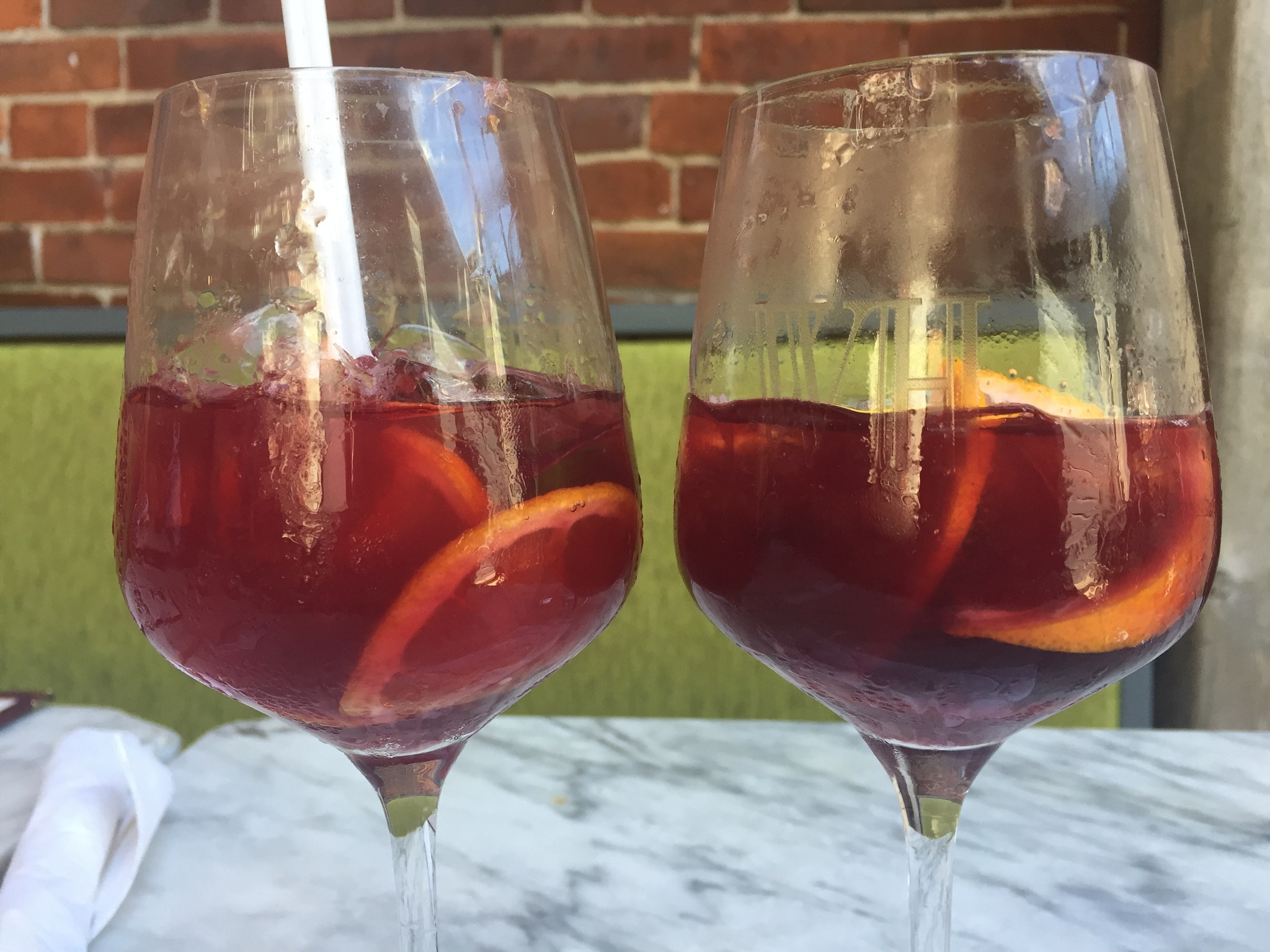 Sangria by Sheryl Delorme