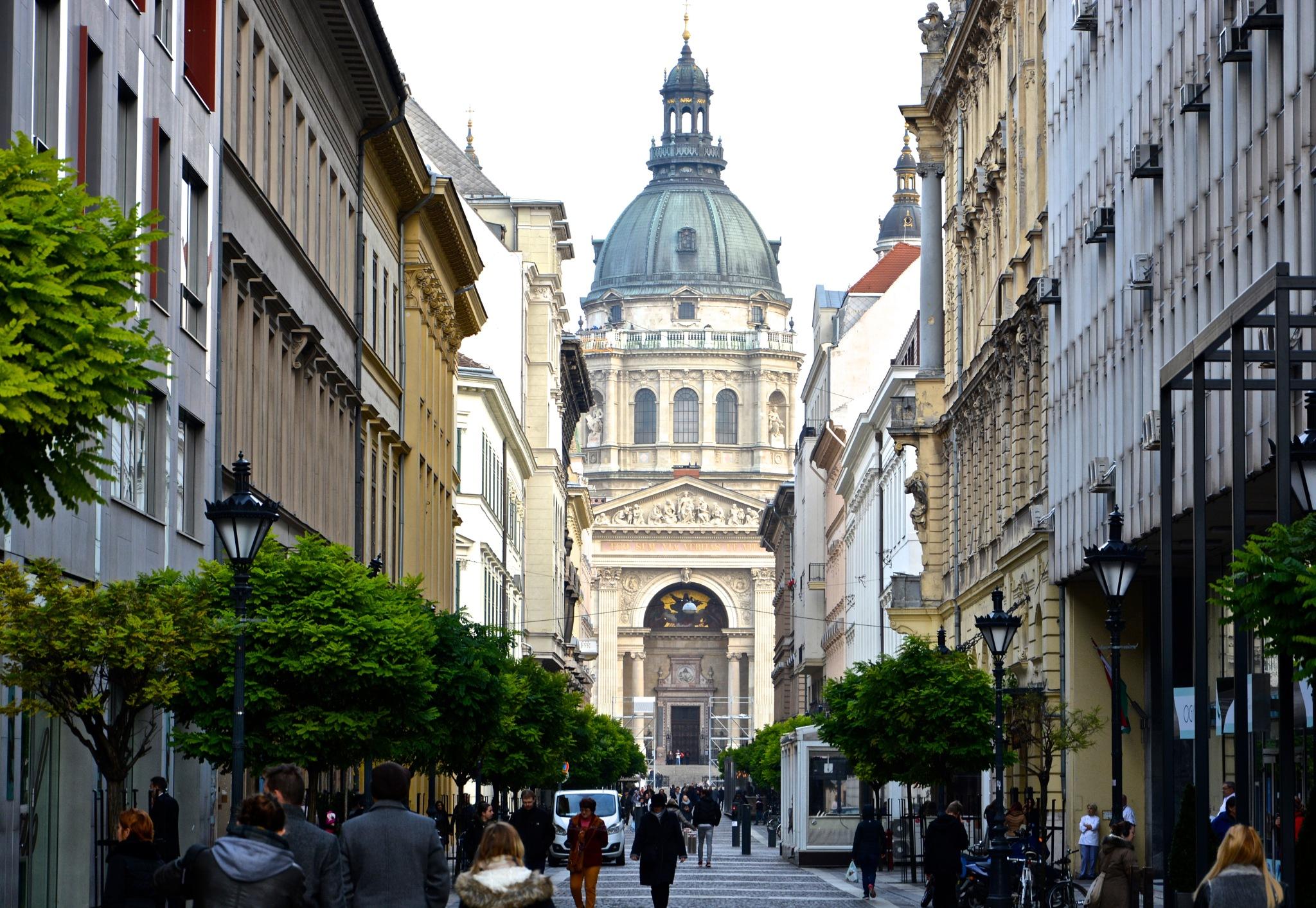 Budapest.  Hungary  by ovsik174