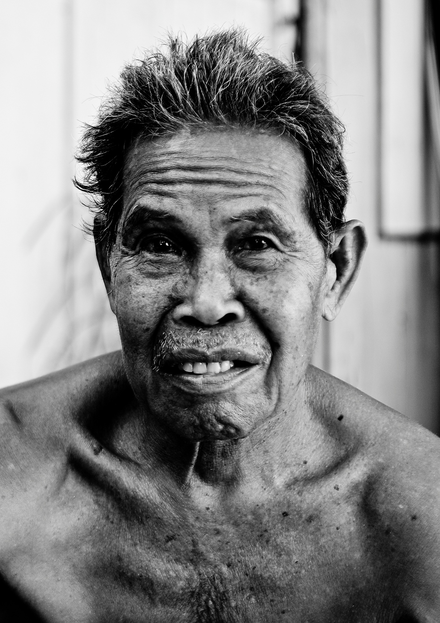 a old man by DOMPERIDONE