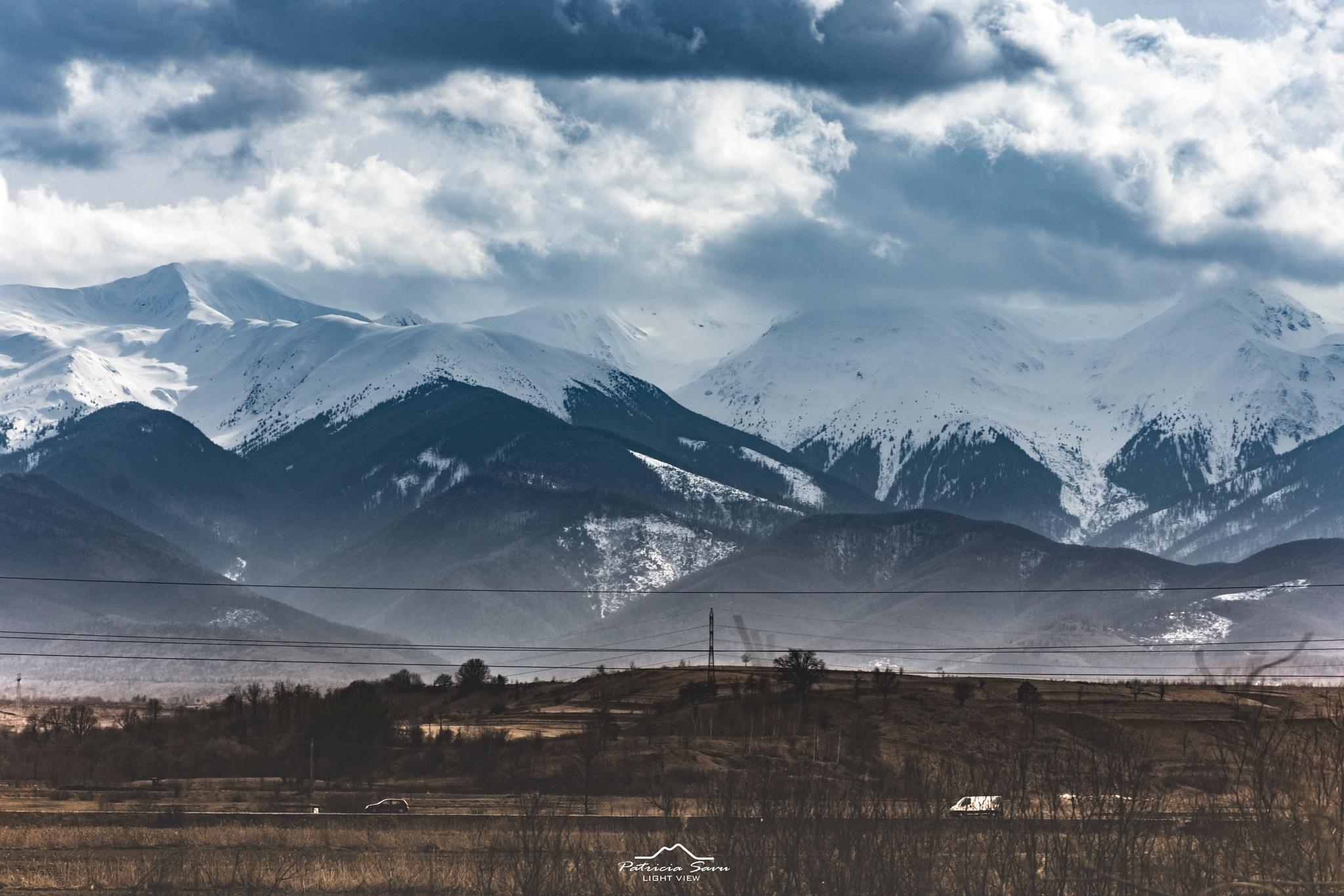Romanian Mountains! by Patricia Savu
