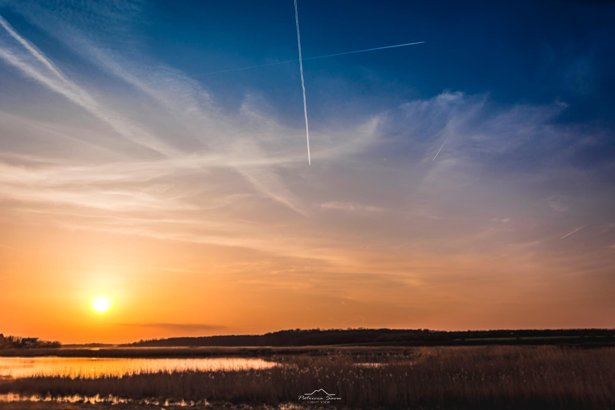 Beautiful Sunset! by Patricia Savu
