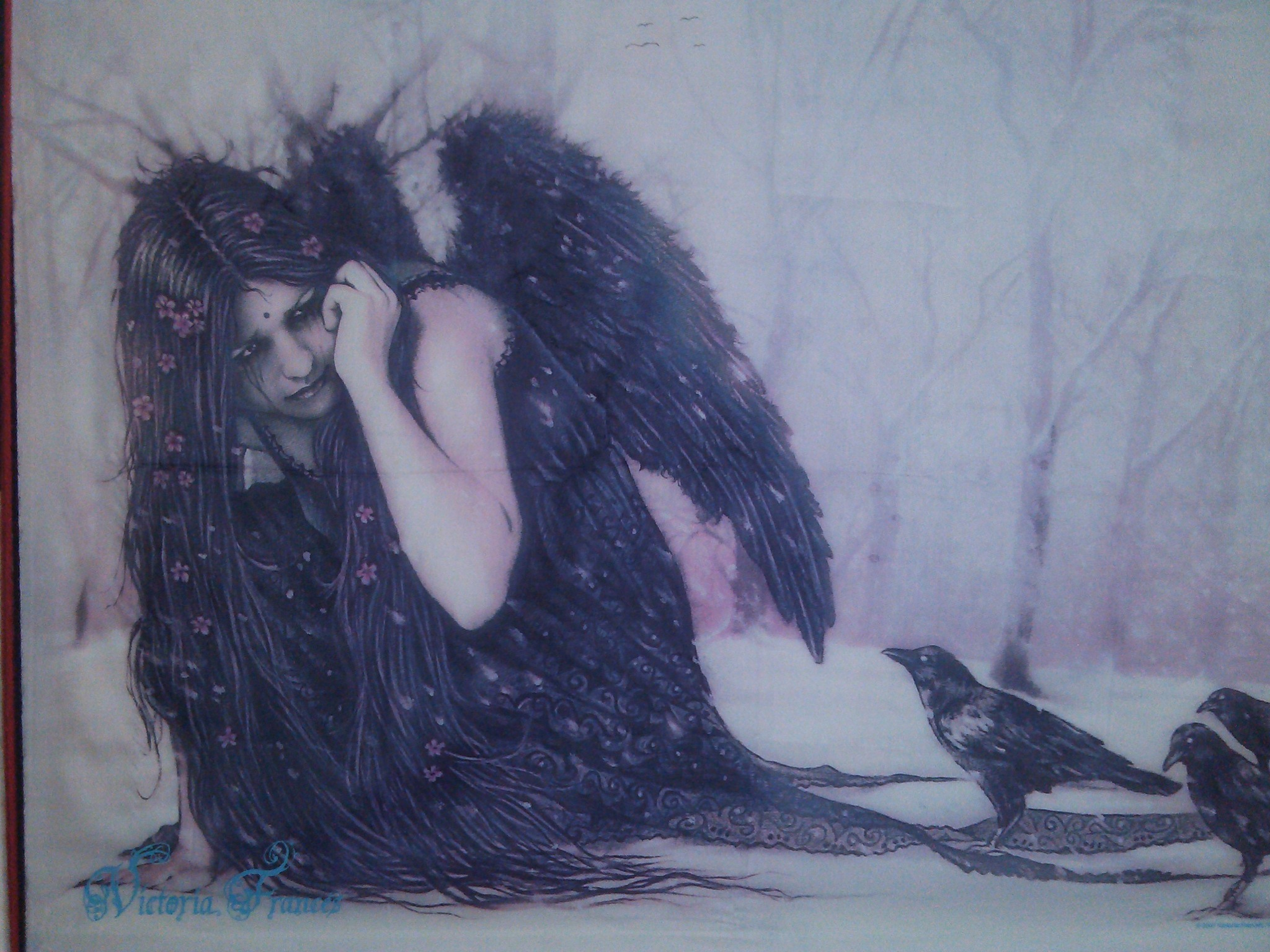 Dark angel by Vicki Lee Smith-zell