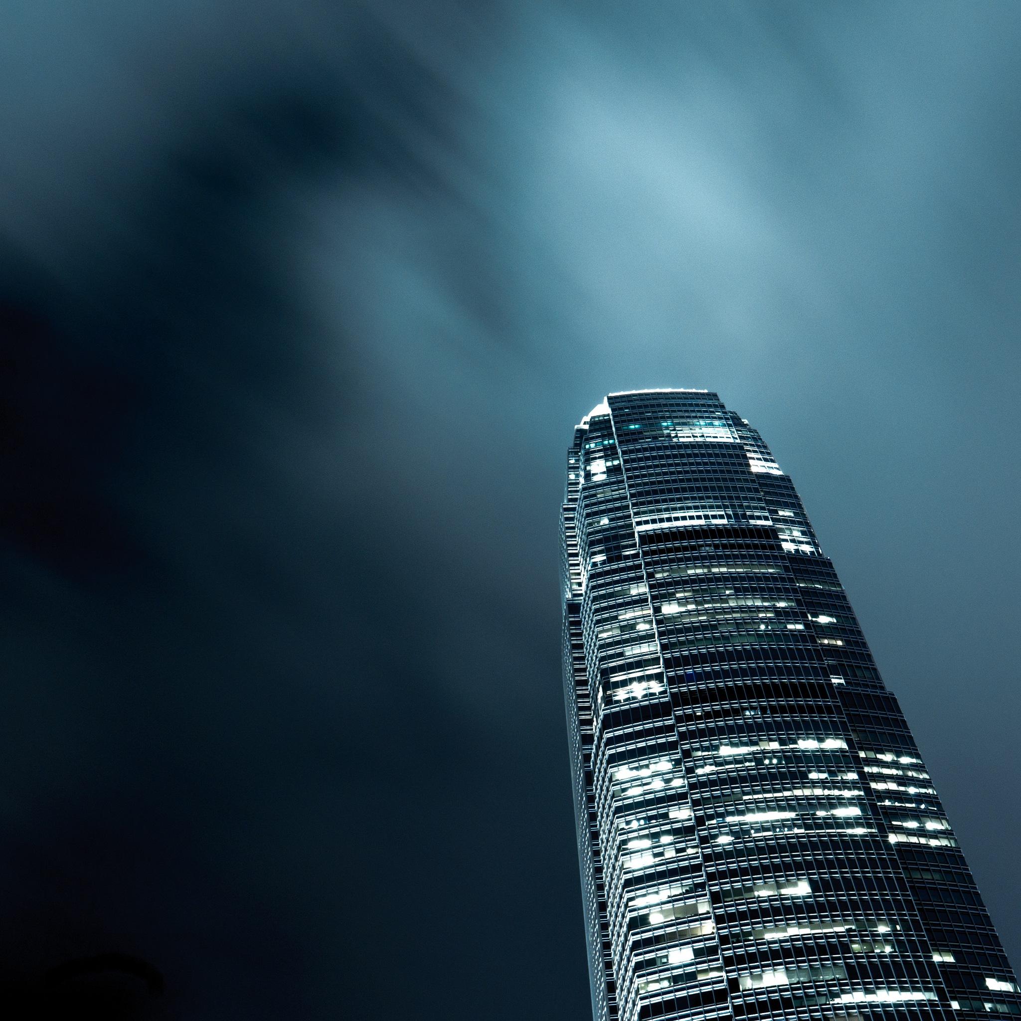 International Financial Centre, Hong Kong by nobu_24