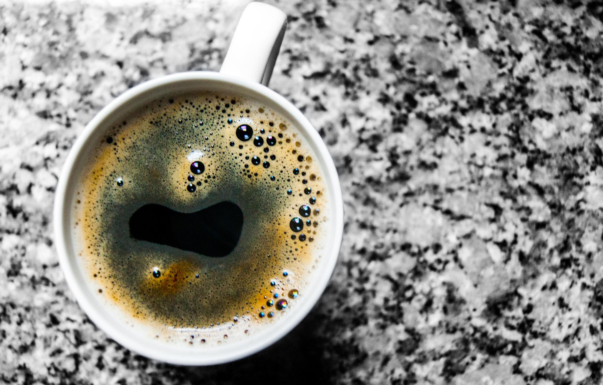 Coffee by Luis Barbera