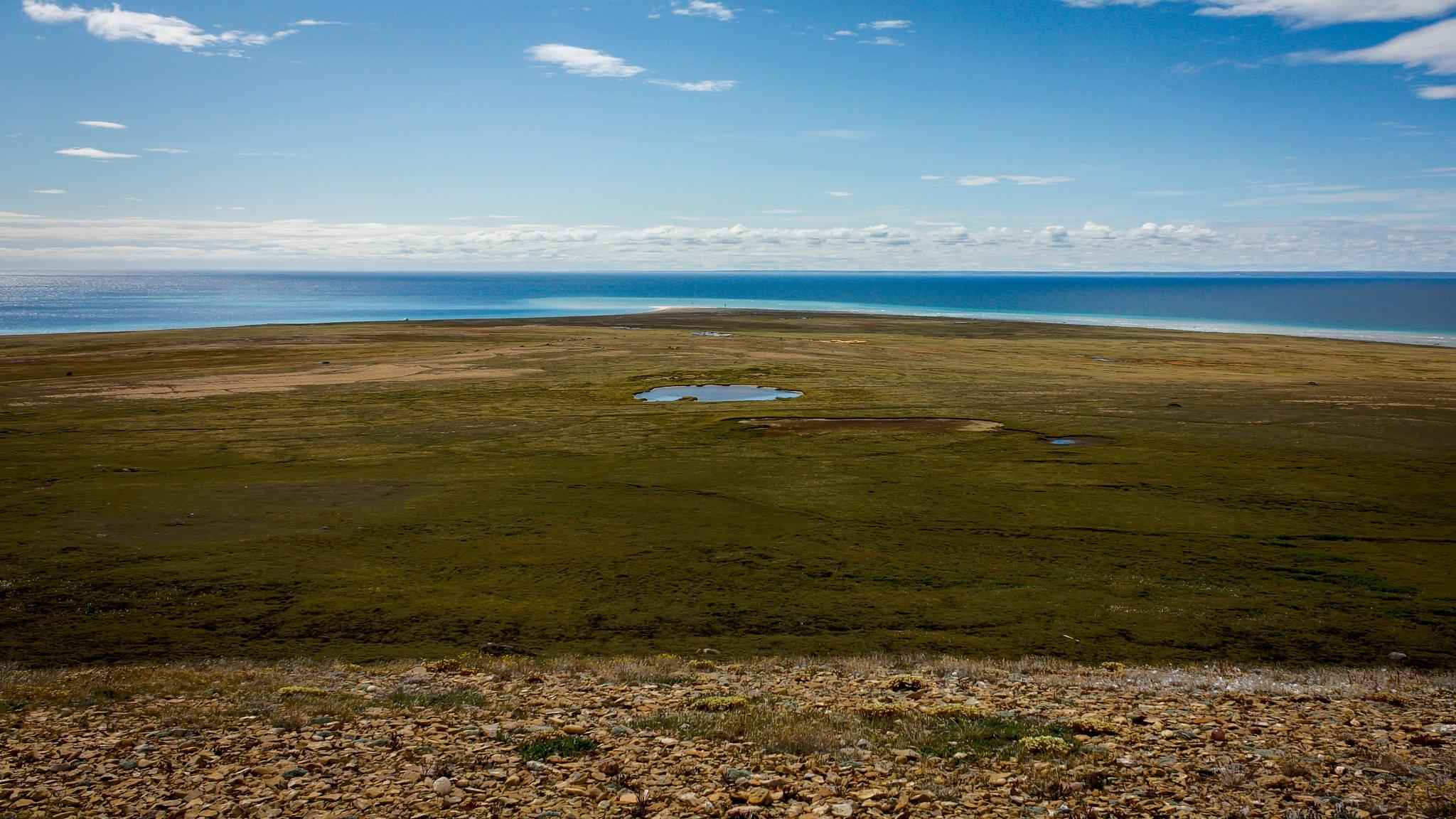 Long Point near Cambridge Bay, Nunavut by Vinko Culjak Mathieu