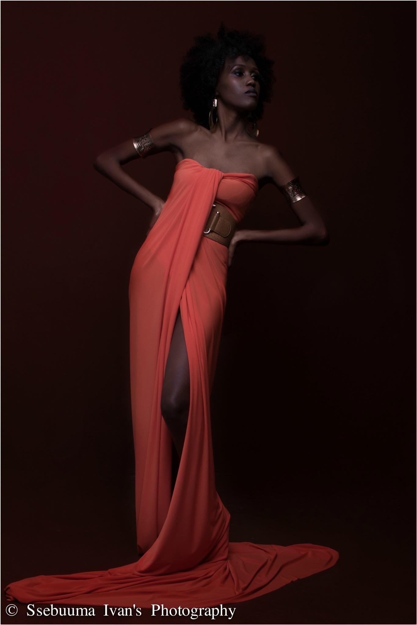 African Beauty by Ssebuuma Ivan