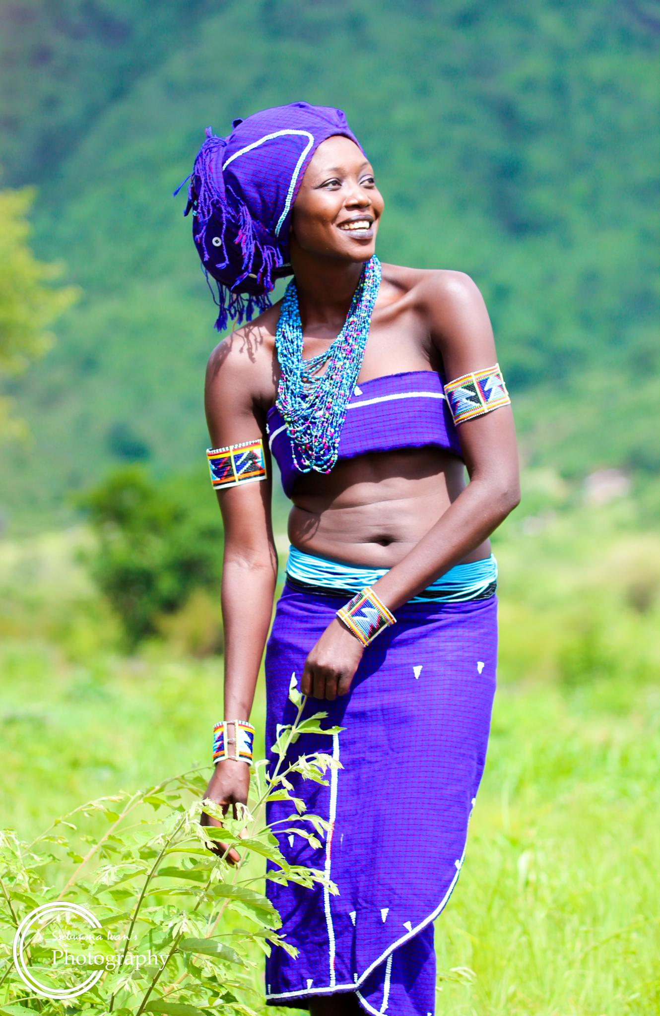 African Woman by Ssebuuma Ivan