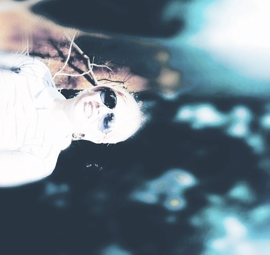 White Halo Original by M. Morrison