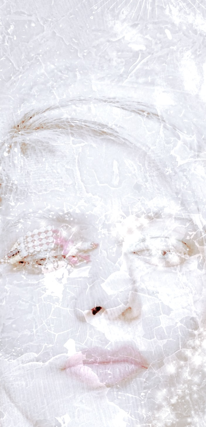 Mosaic© Art Fashion Portraits  by M. Morrison