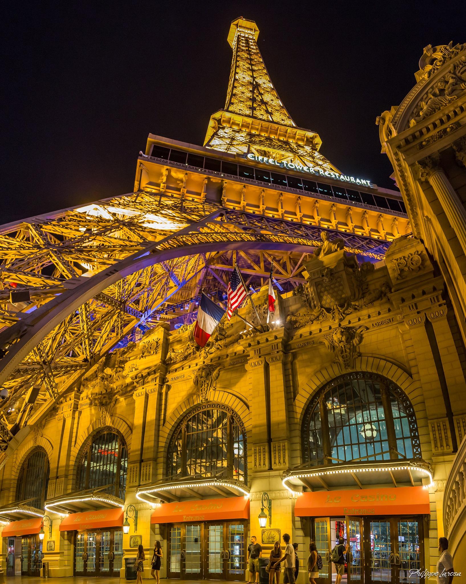 USA - Las Vegas - Paris Las Vegas Hotel & Casino by Philippe Larosa
