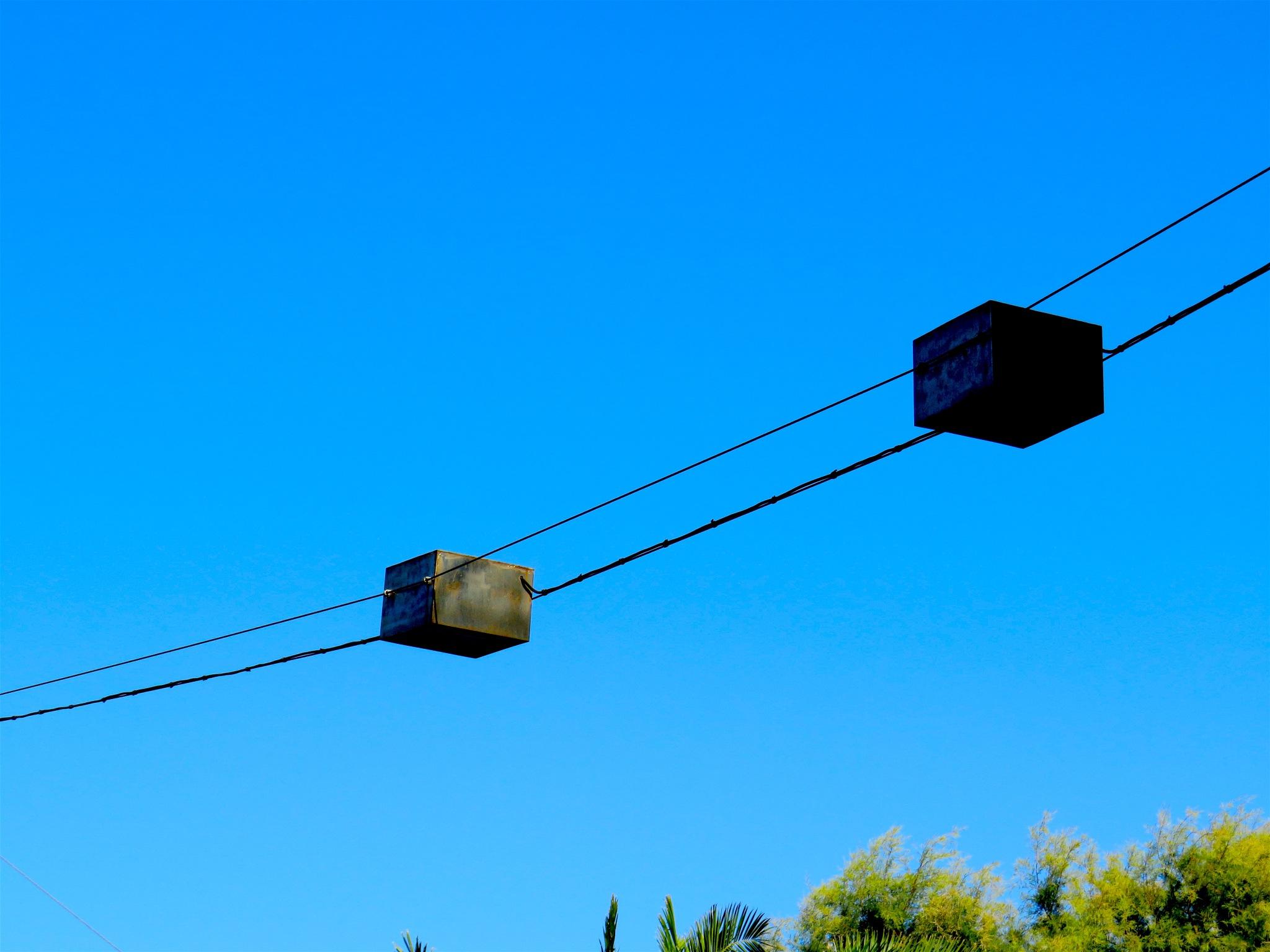 Lamps C by Ddolfelin