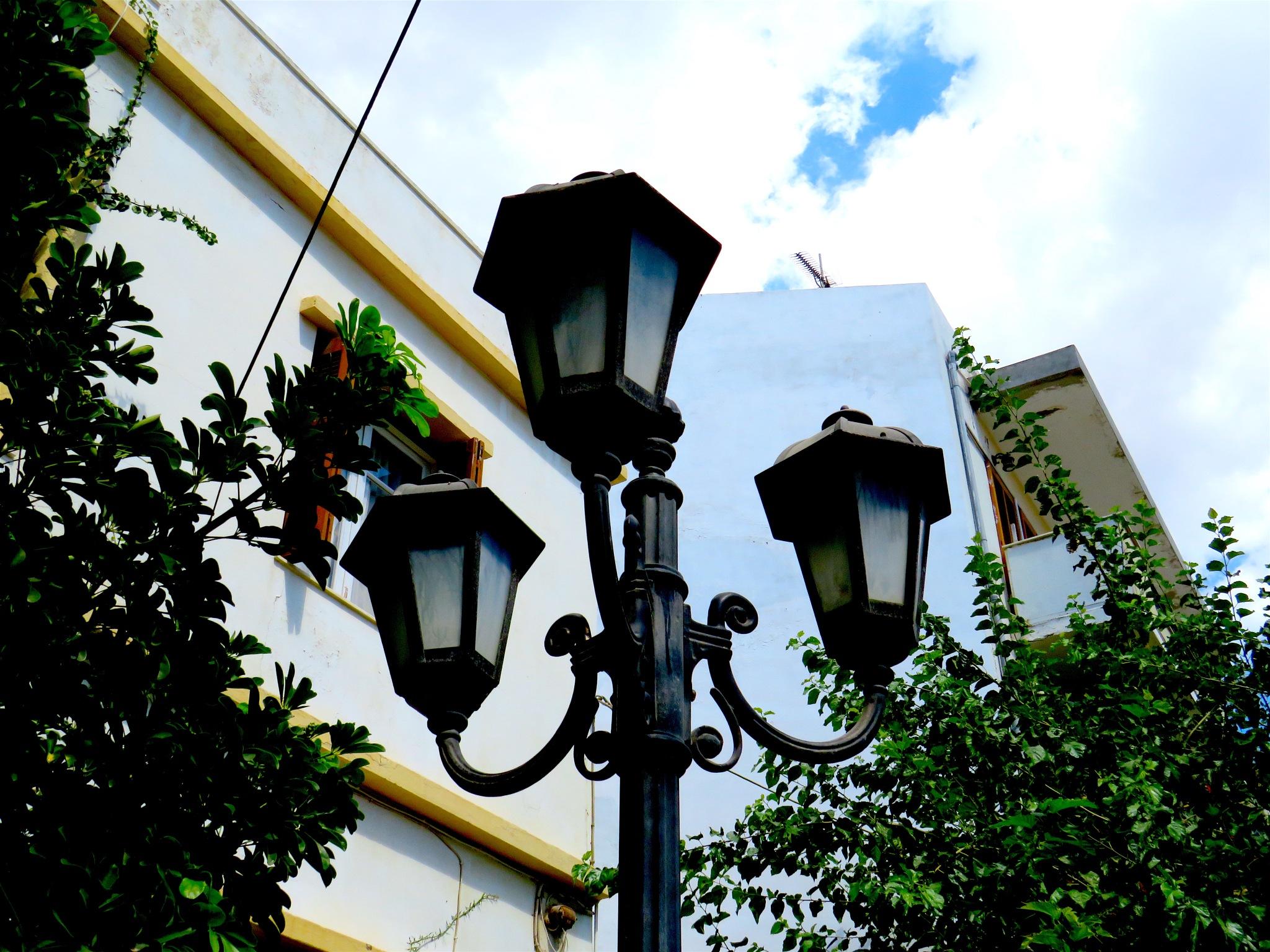 Lamps A by Ddolfelin