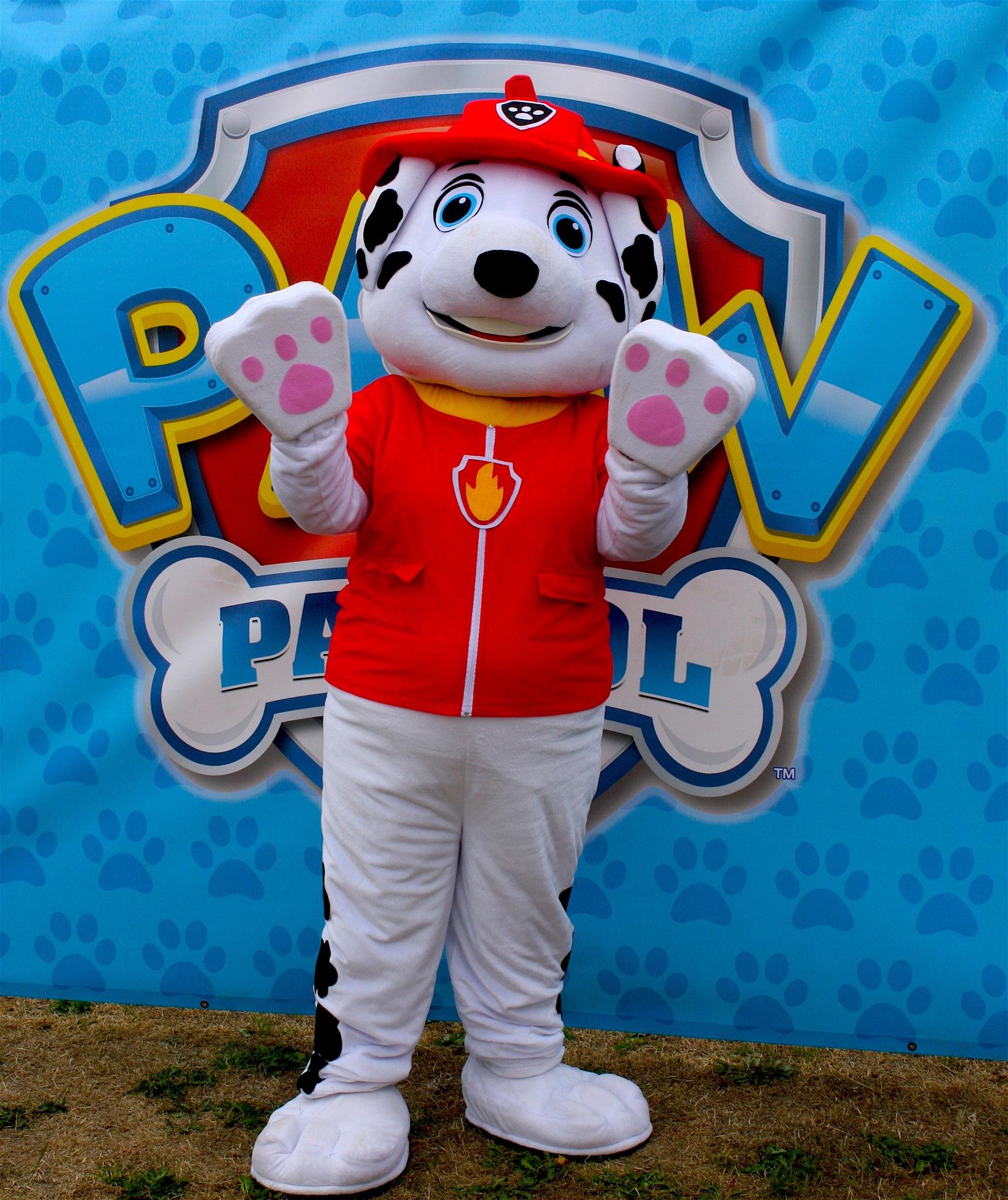 Doggy Mascot 2 by Ddolfelin