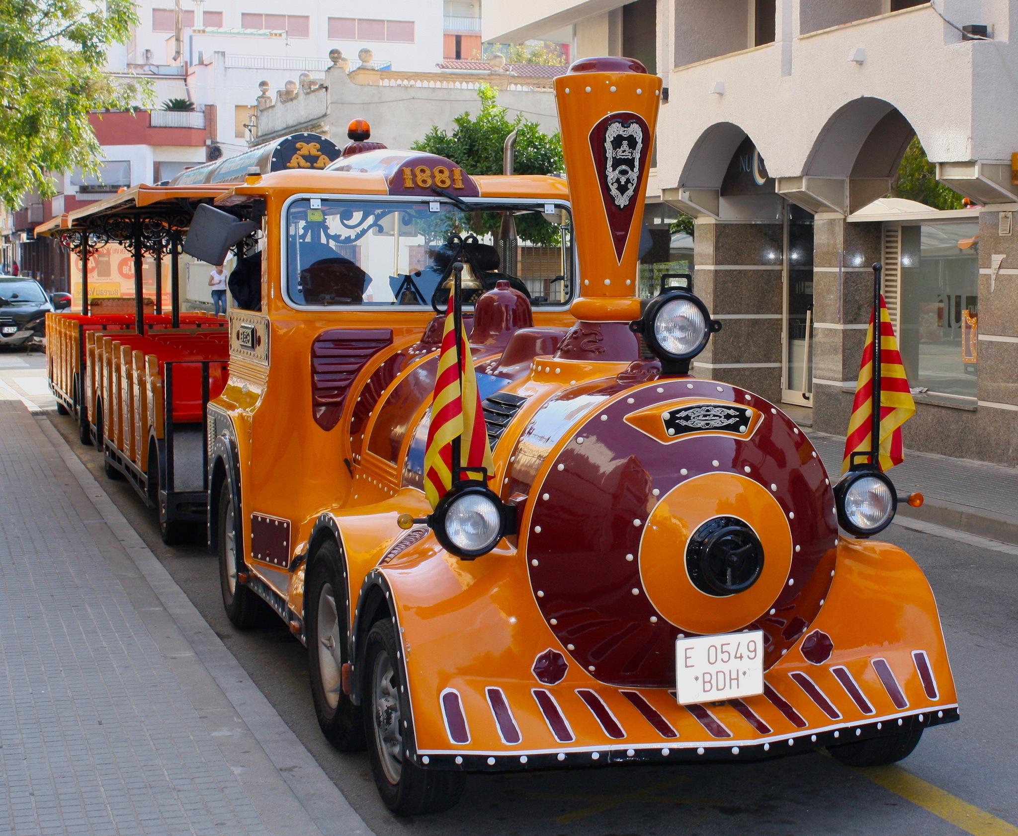 Mini-Train by Ddolfelin
