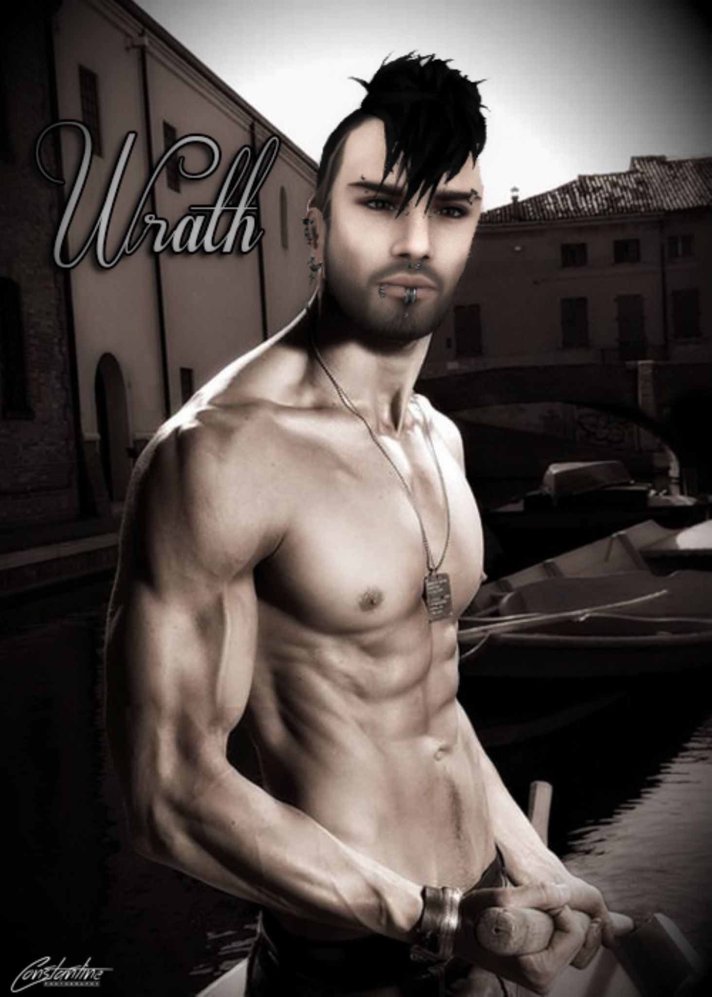 Wrath Venice by Wrath Constantine