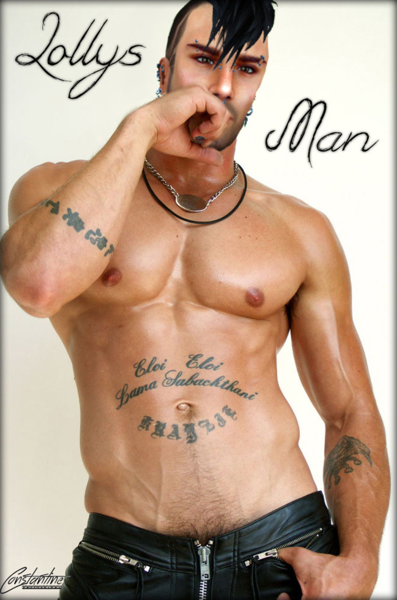 Lolly's Man 2 by Wrath Constantine