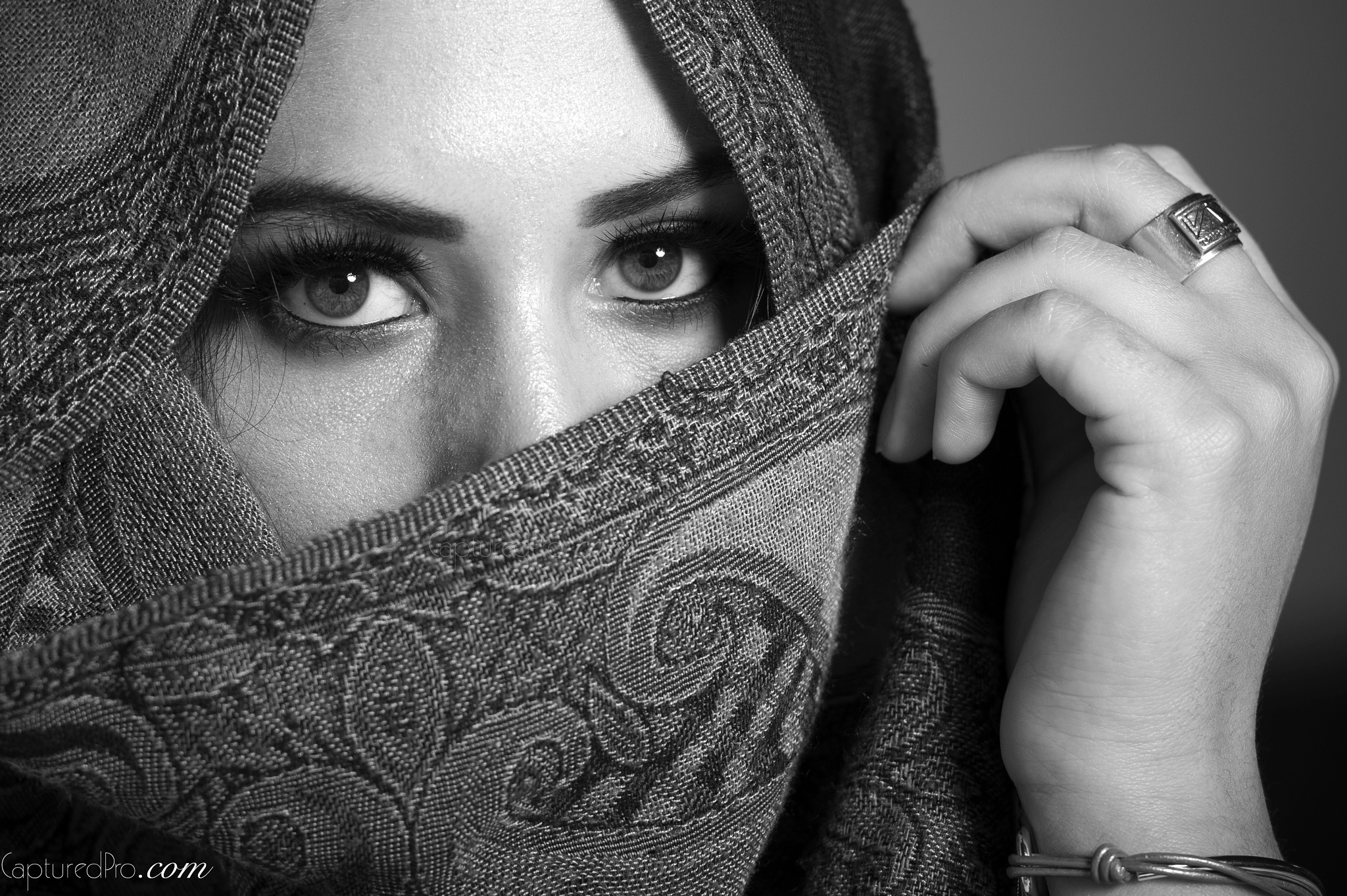 Eyes by CapturedPro Photography