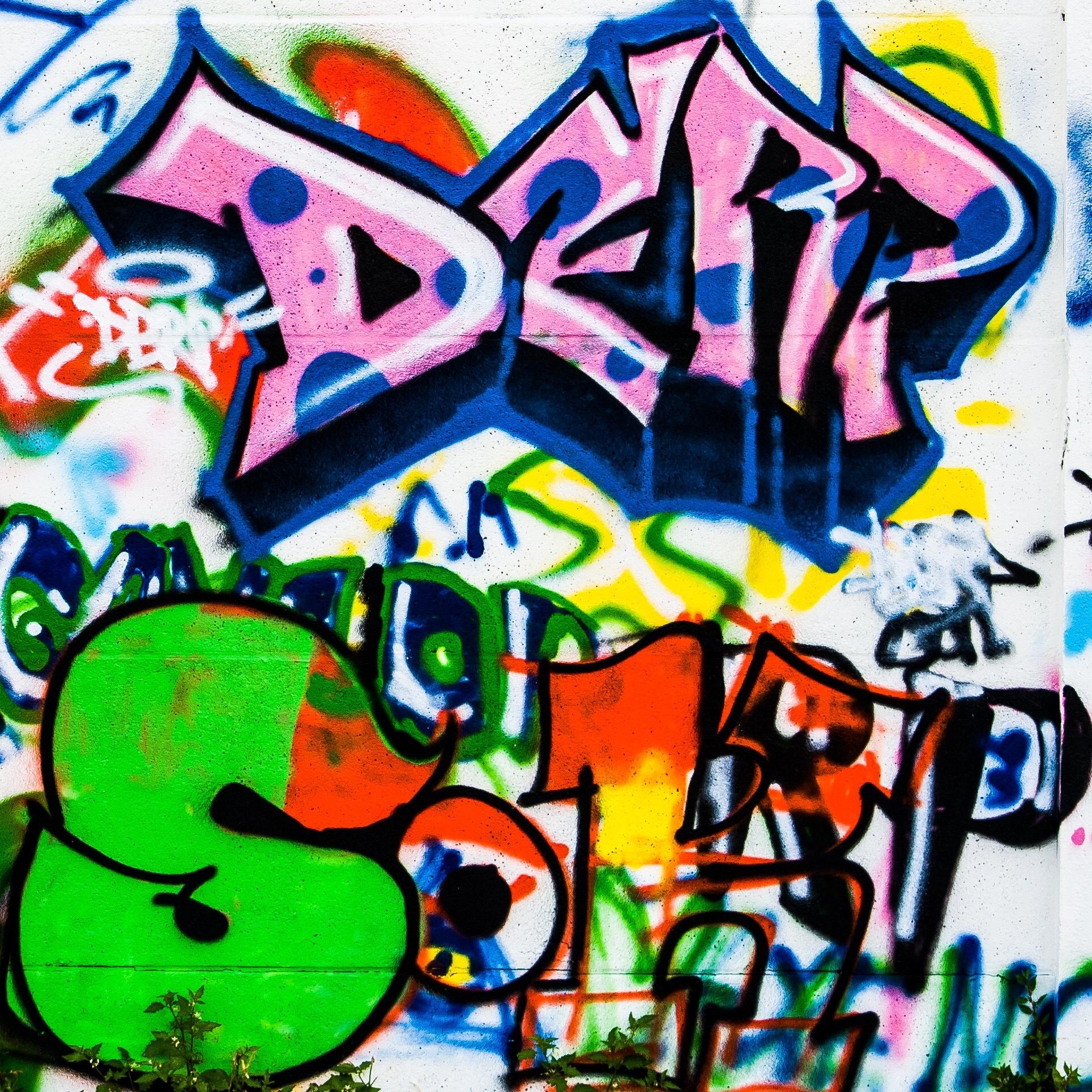 Graff  by Cédric LE CORVELLEC