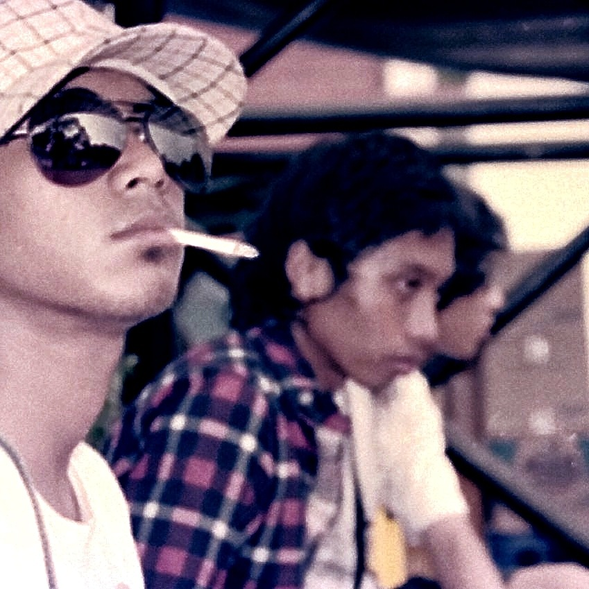 analog nikon fm2 by Haryanto Kurniawan