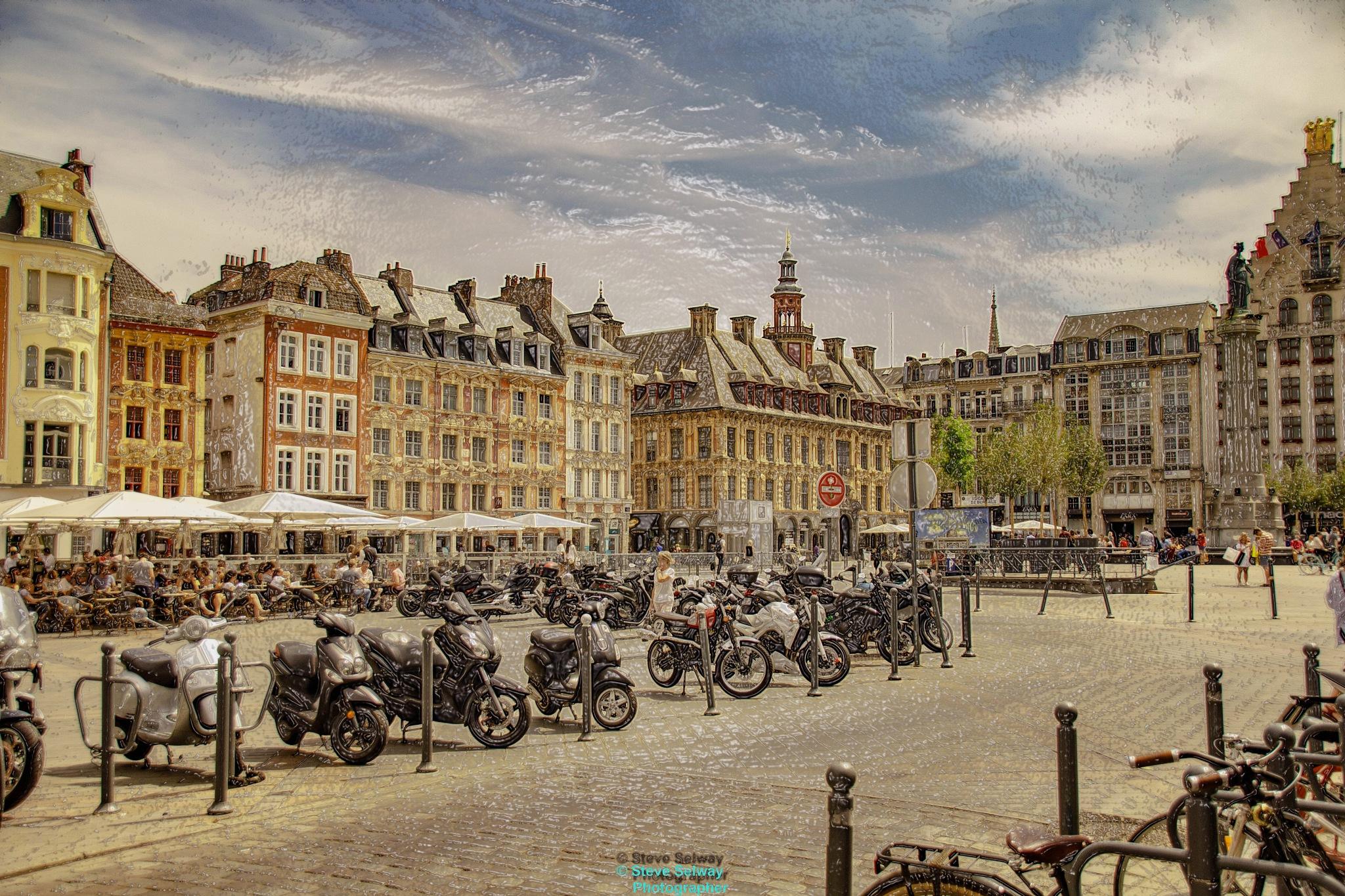 Lille 2018 by bichobunda