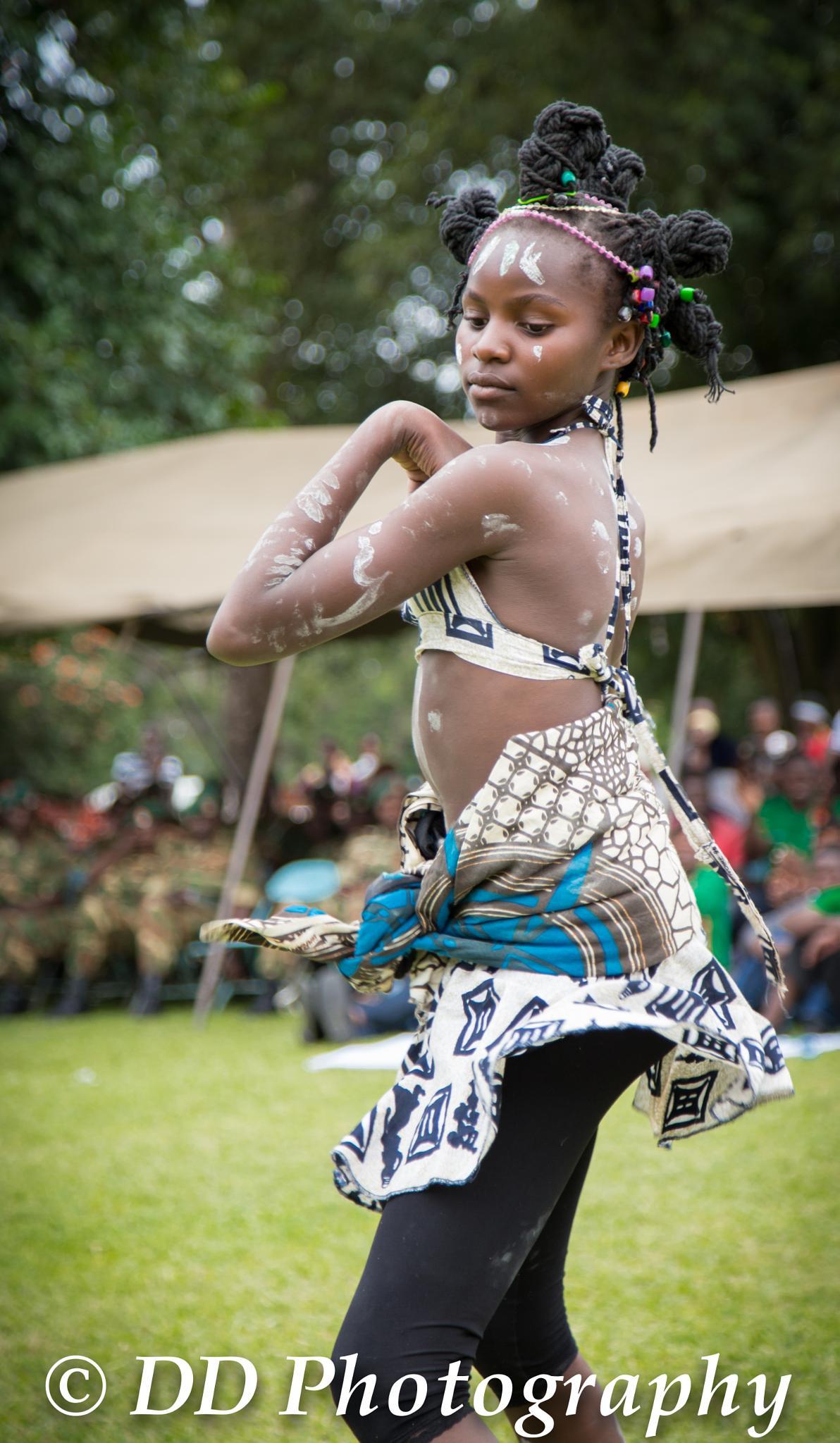 Zambian Traditional Dance by Daniel Daka
