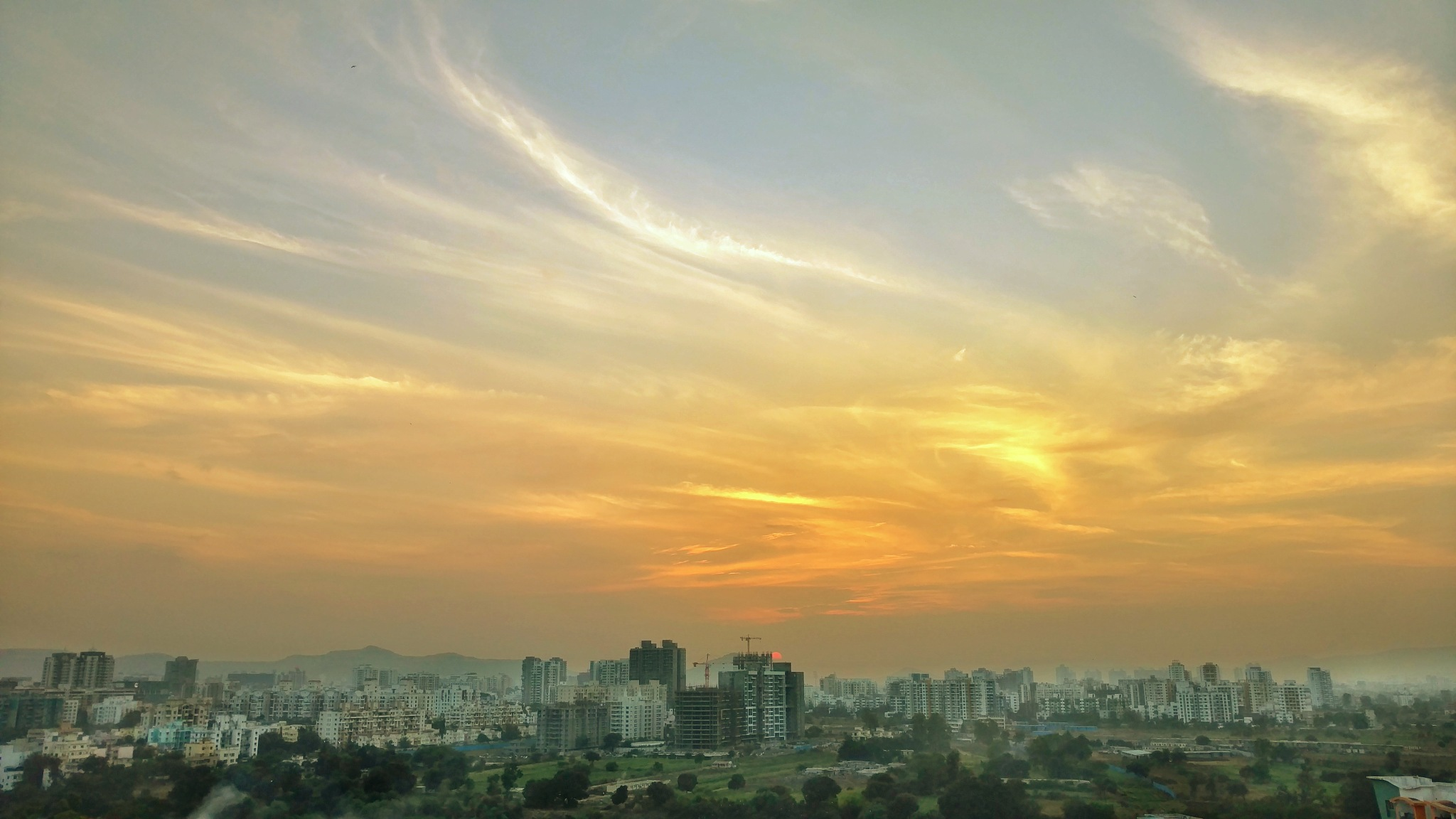 Dreamy City!! by Dhawal Mehta