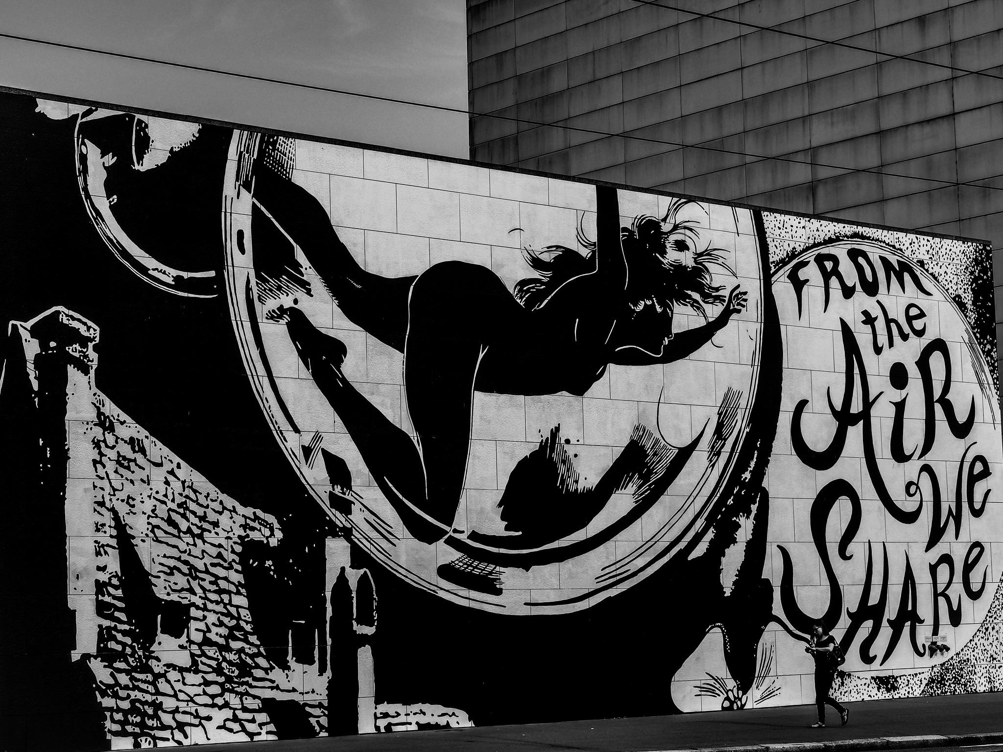 Street Art by Vivien Schwarz
