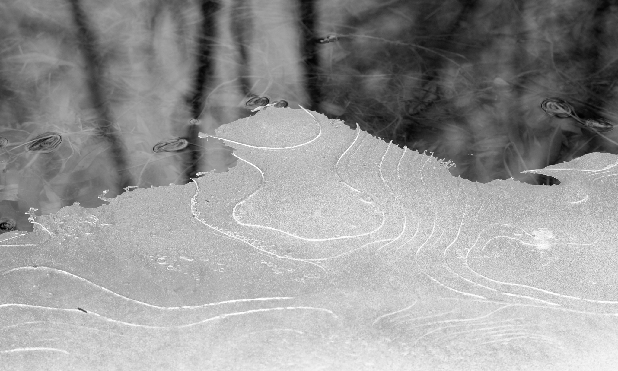 Ice-lines by Onno Z.