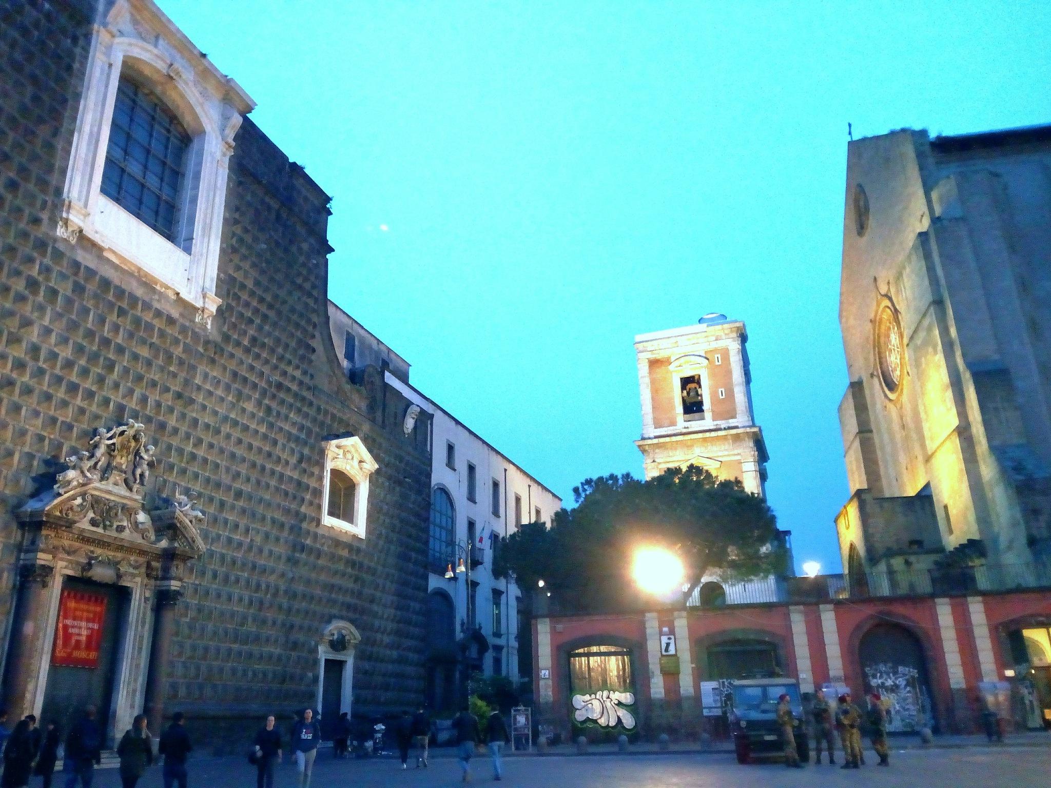 Gesù Square by Francesco Nick