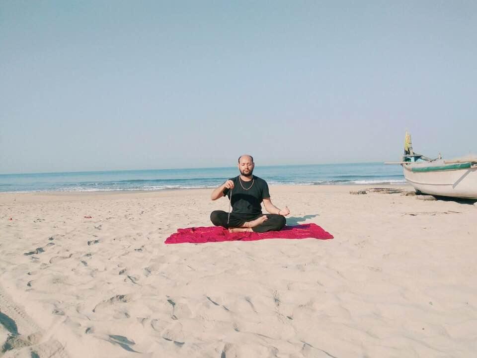Mantra Chanting by Ashtanga Vinyasa Yoga Teacher Training Goa -Mantra Yoga