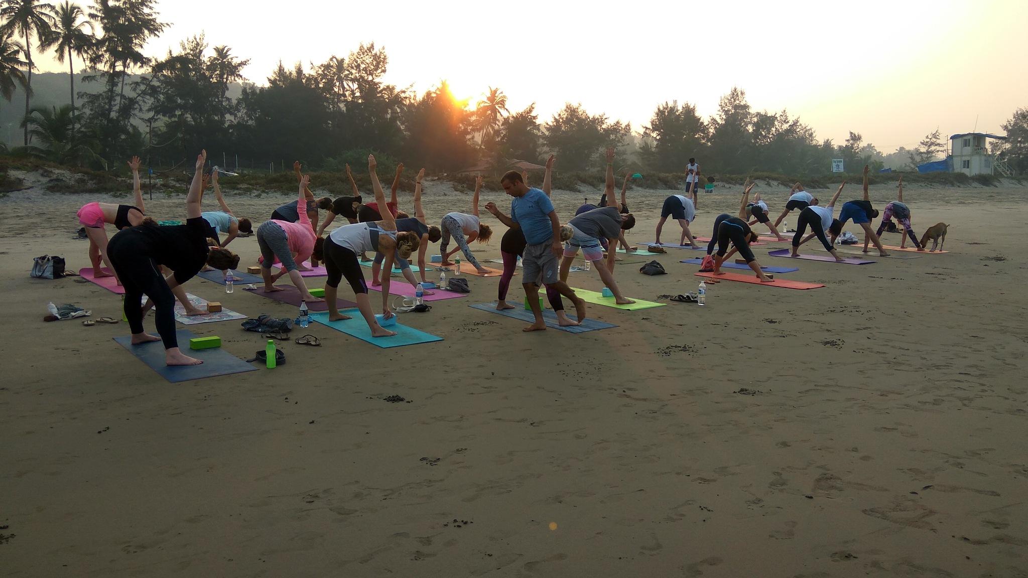 Untitled by Ashtanga Vinyasa Yoga Teacher Training Goa -Mantra Yoga