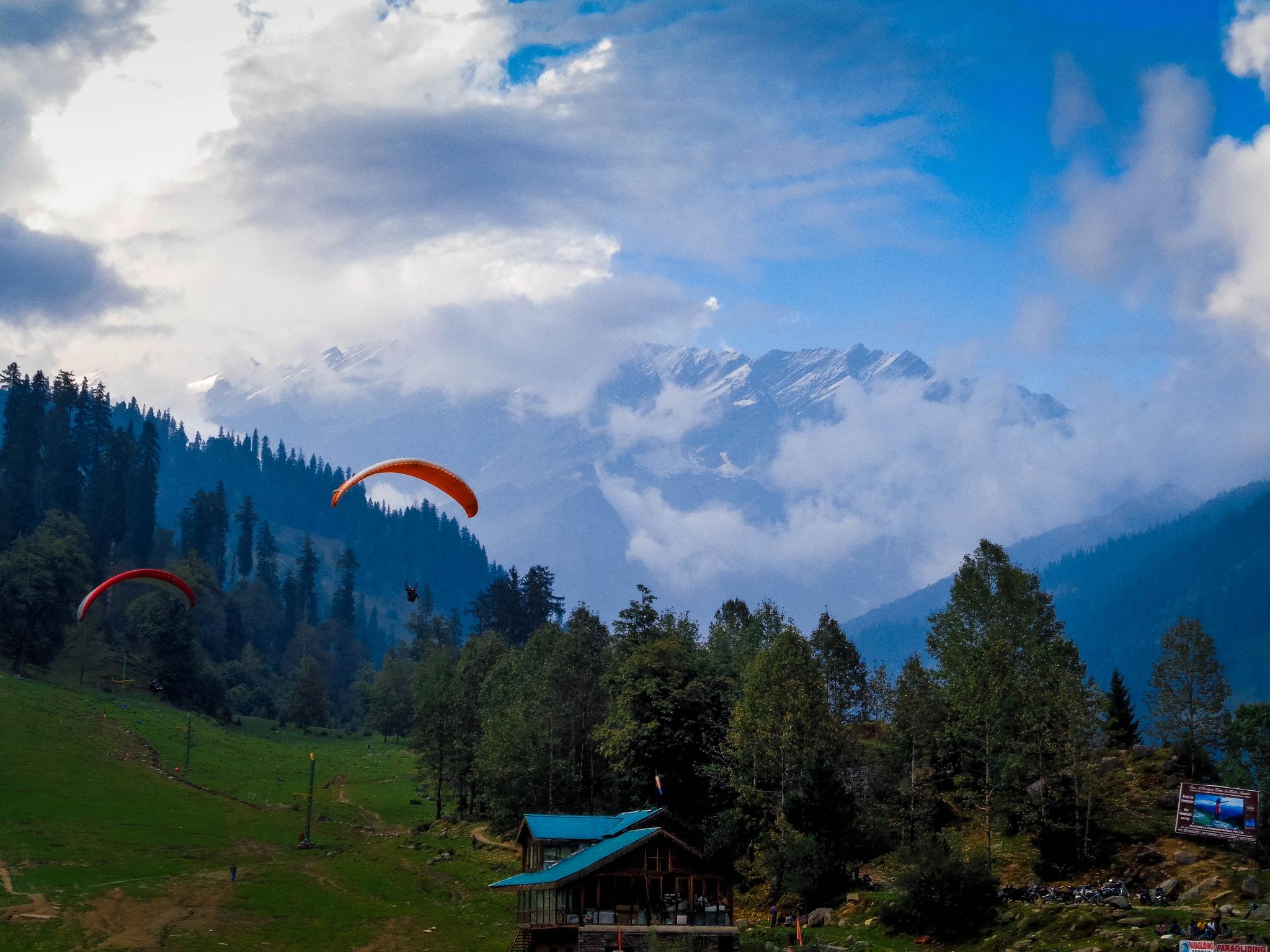 Heaven on Earth! by Rahul Roy