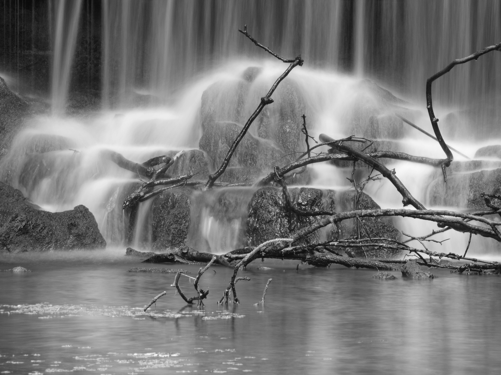 Waterfall by Laurent Theodore