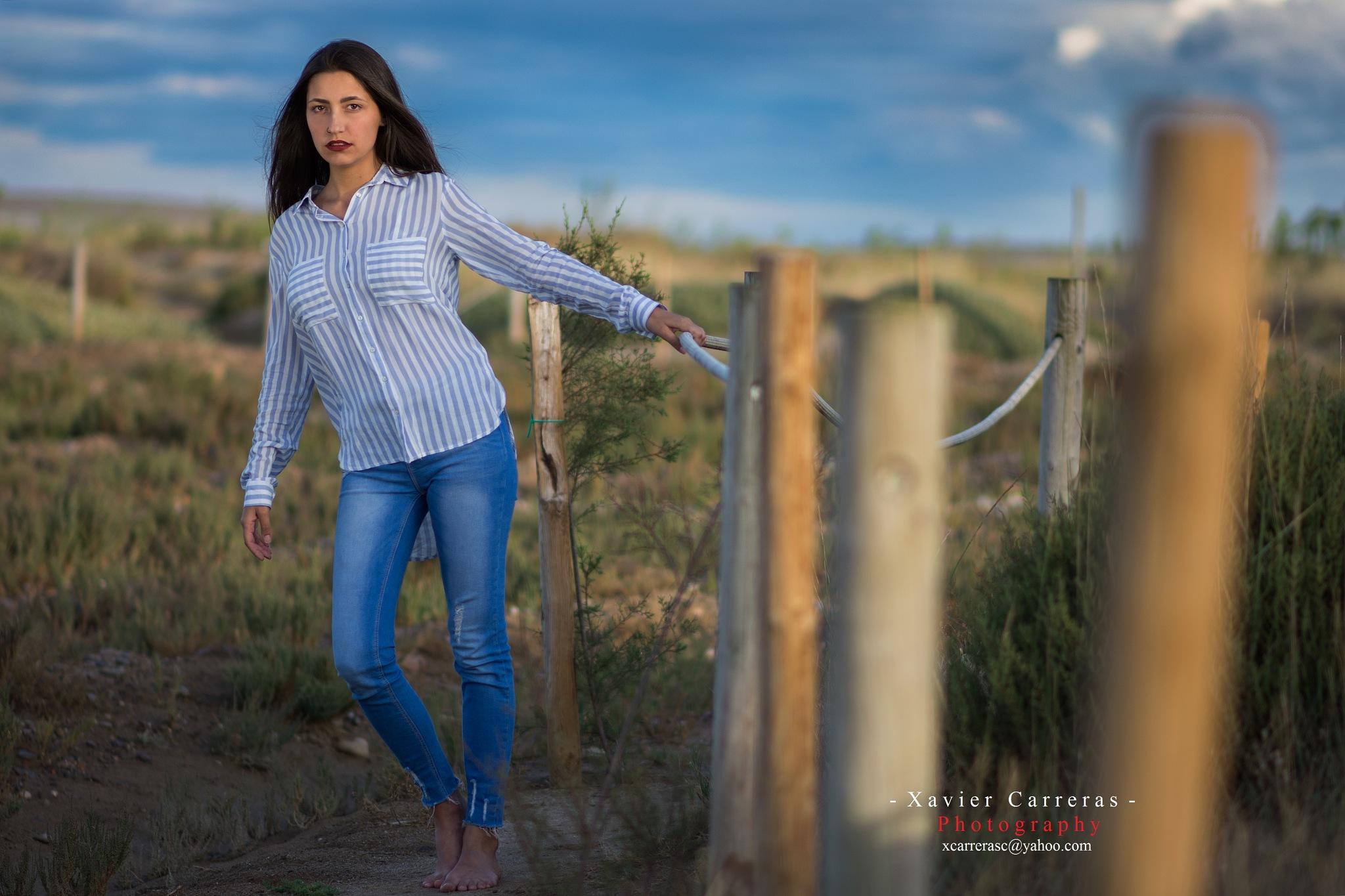 Saskia by Xavier Carreras Photography