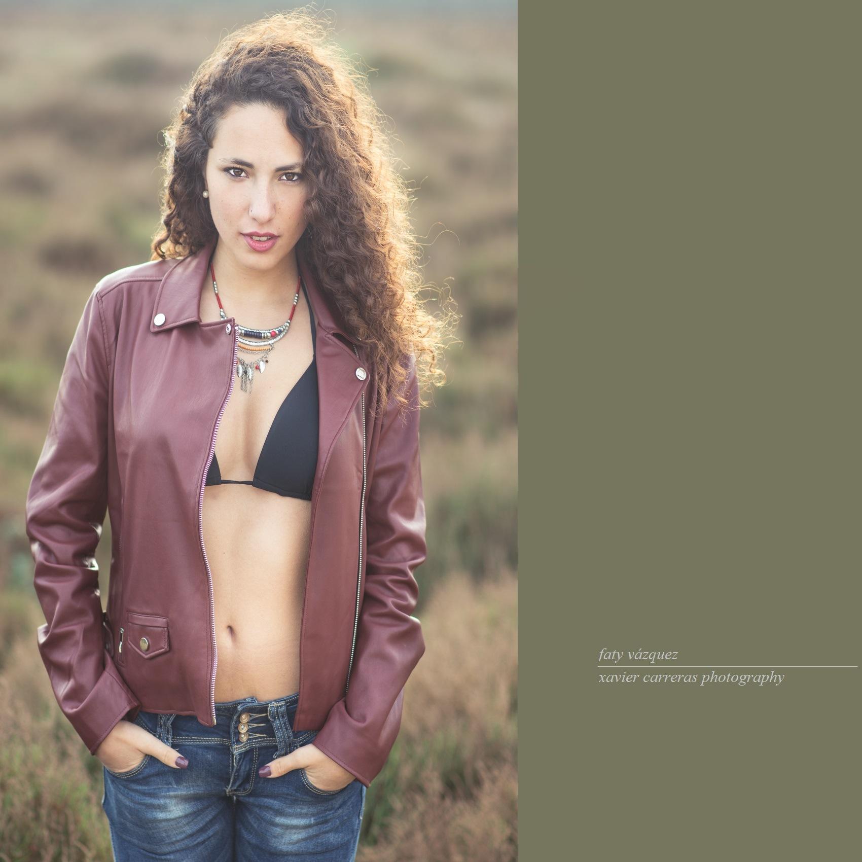 Faty by Xavier Carreras Photography
